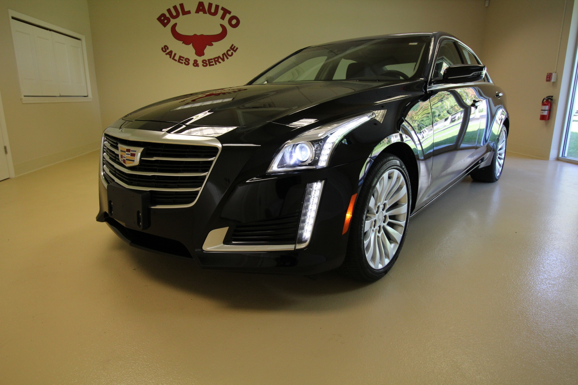 2015 Cadillac CTS 36L Luxury Collection AWDLOADED WITH