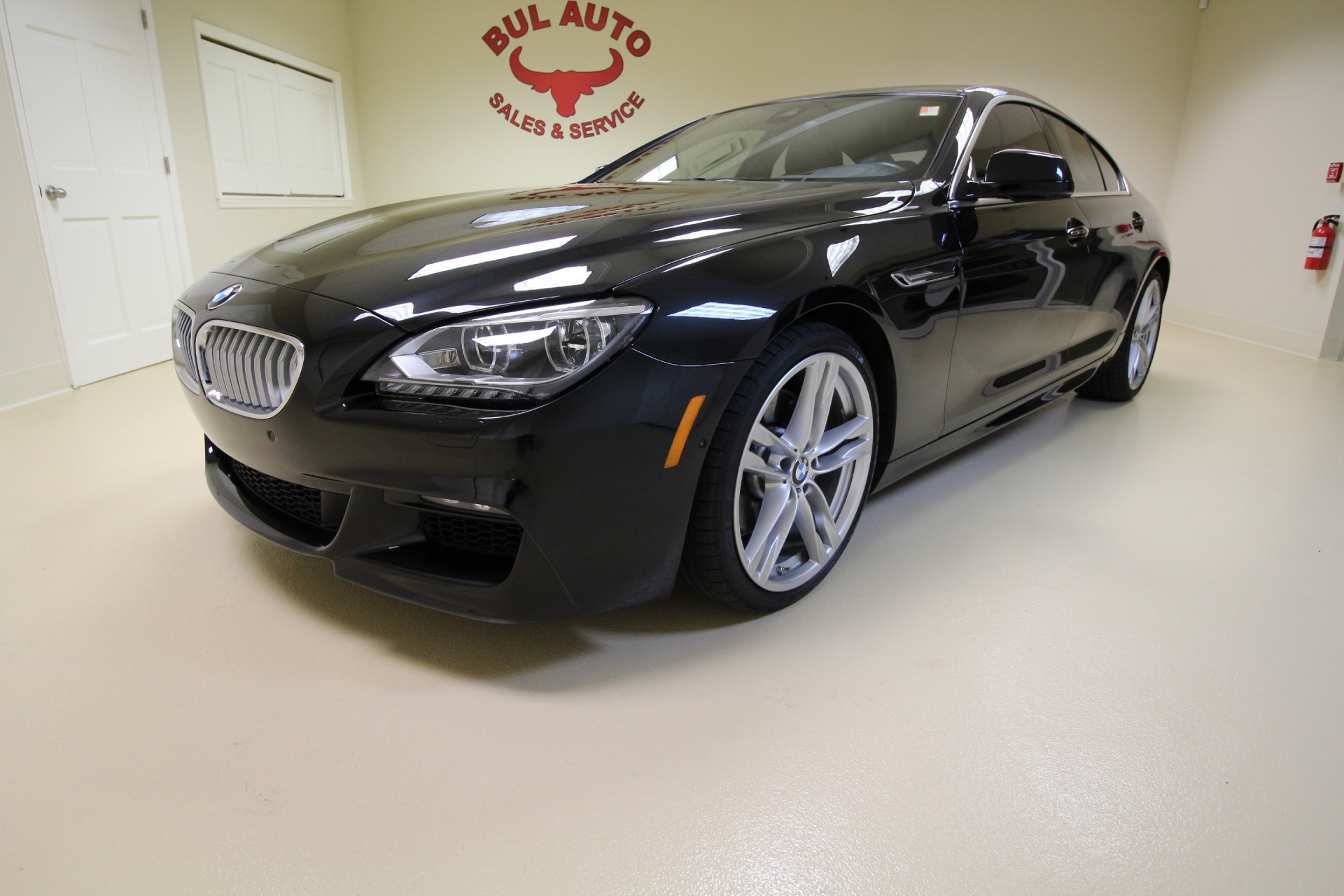 2013 bmw 6 series 650i xdrive gran coupe 20in wheels msport loaded stock 16229 for sale near. Black Bedroom Furniture Sets. Home Design Ideas
