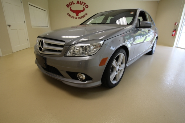 Used 2010 Mercedes-Benz C-Class-Albany, NY