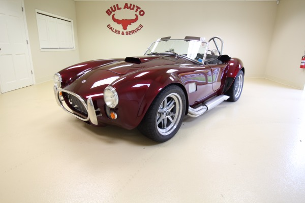 Used 2012 FACTORY FIVE BY WHITBEYS SHELBY COBRA-Albany, NY