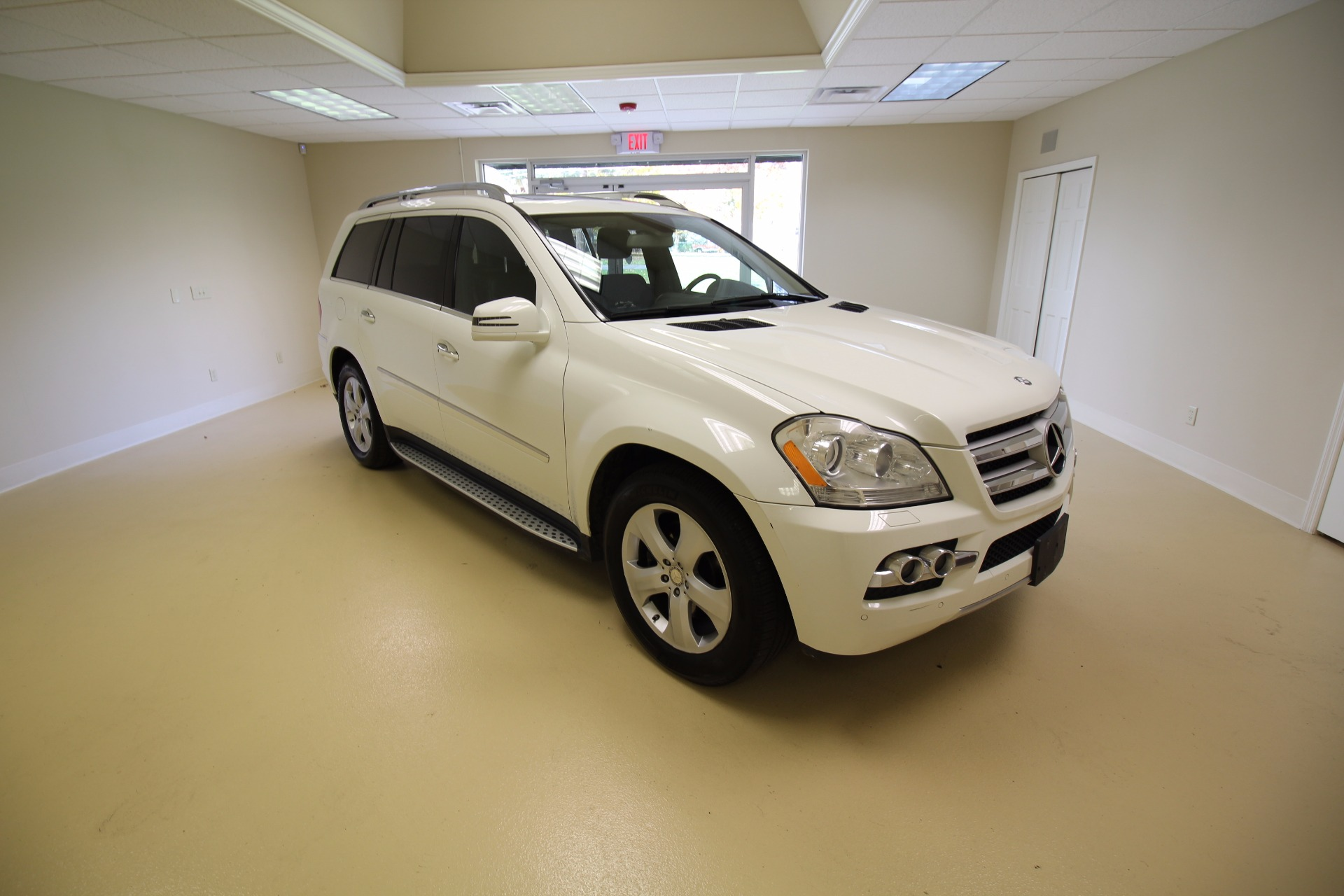 2011 mercedes benz gl class gl450 4matic stock 16290 for for Albany mercedes benz