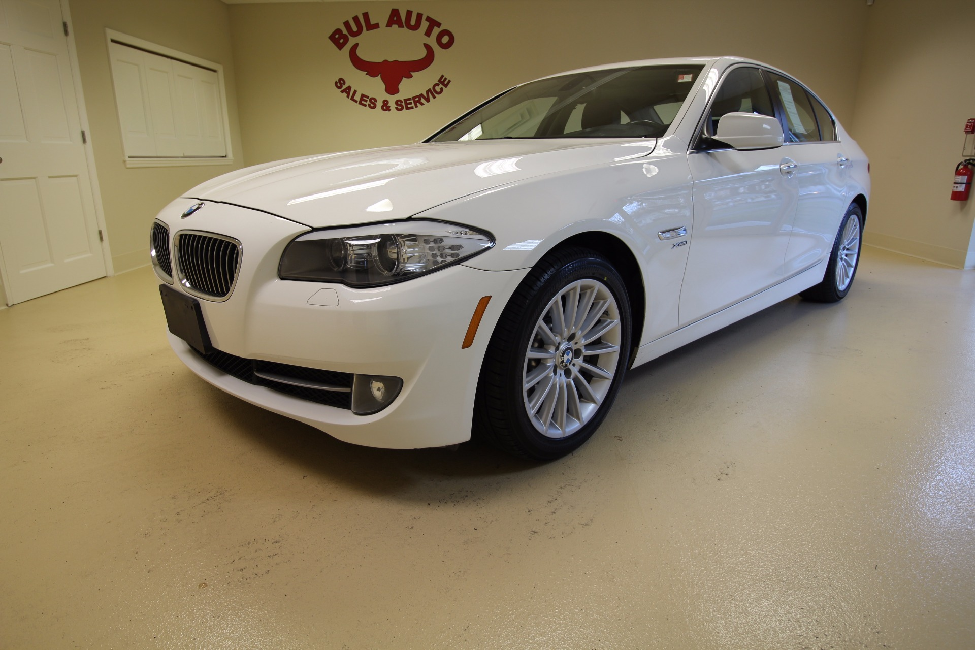 2011 Bmw 5 Series 535xi Stock 16315 For Sale Near Albany