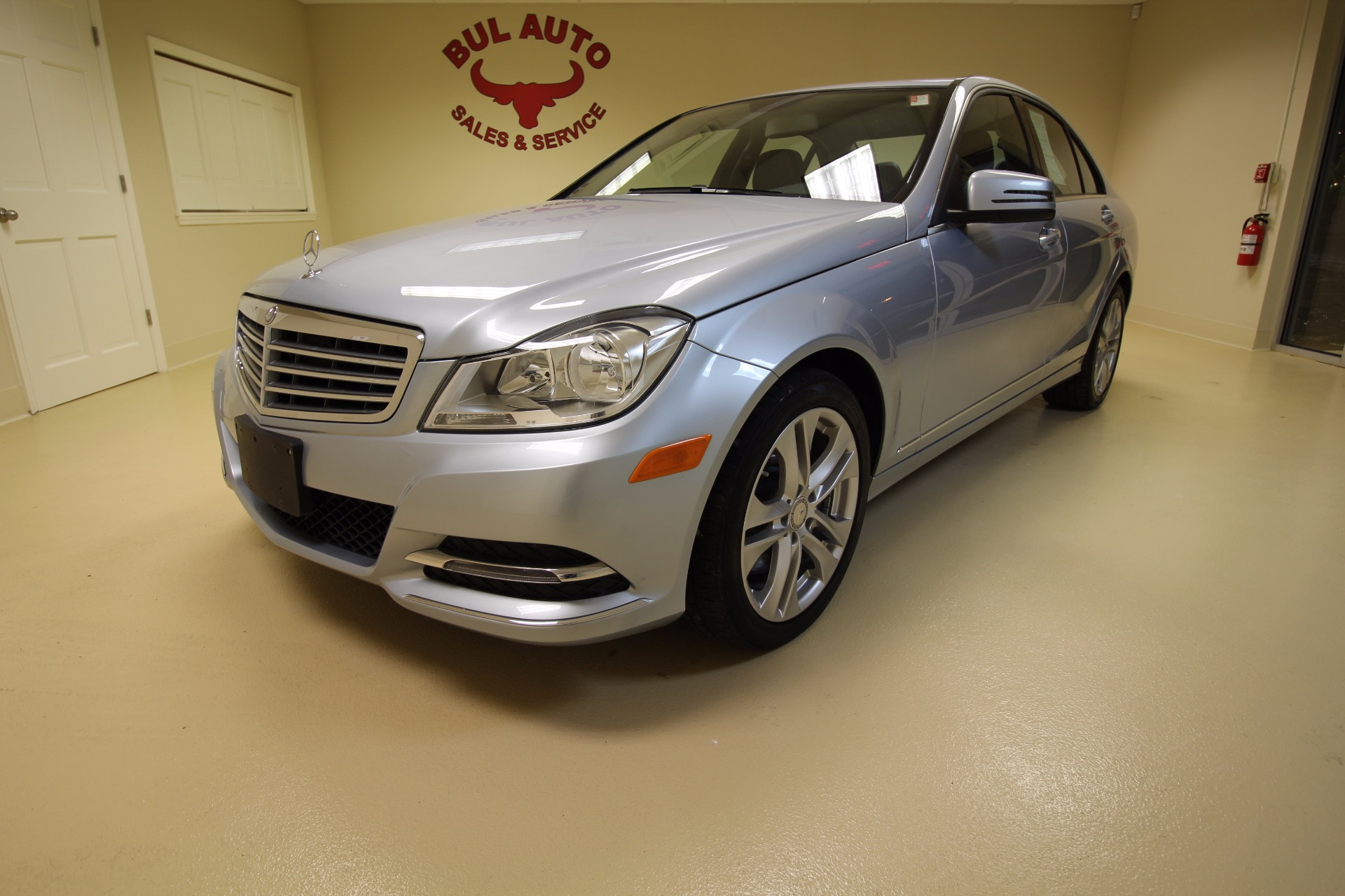 2014 mercedes benz c class c300 4matic sport sedan stock for Albany mercedes benz