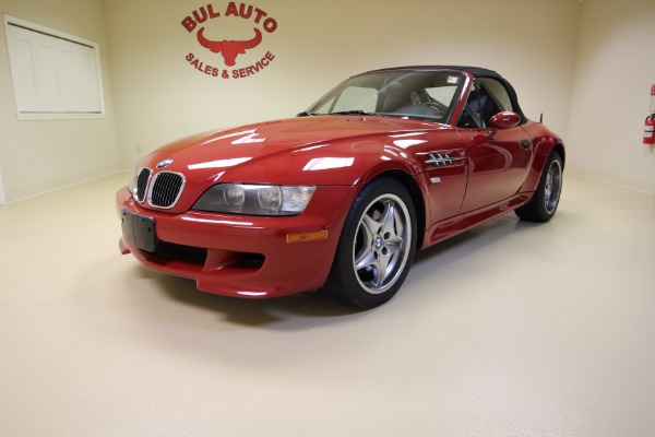 Used 2001 BMW M Roadster-Albany, NY