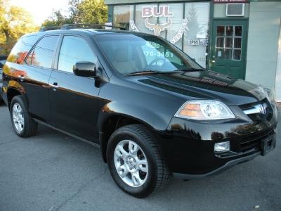 2006 Acura  on 2006 Acura Mdx Touring Awd