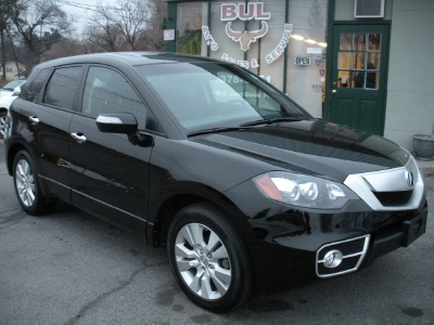 Acura  on 2010 Acura Rdx Sh Awd