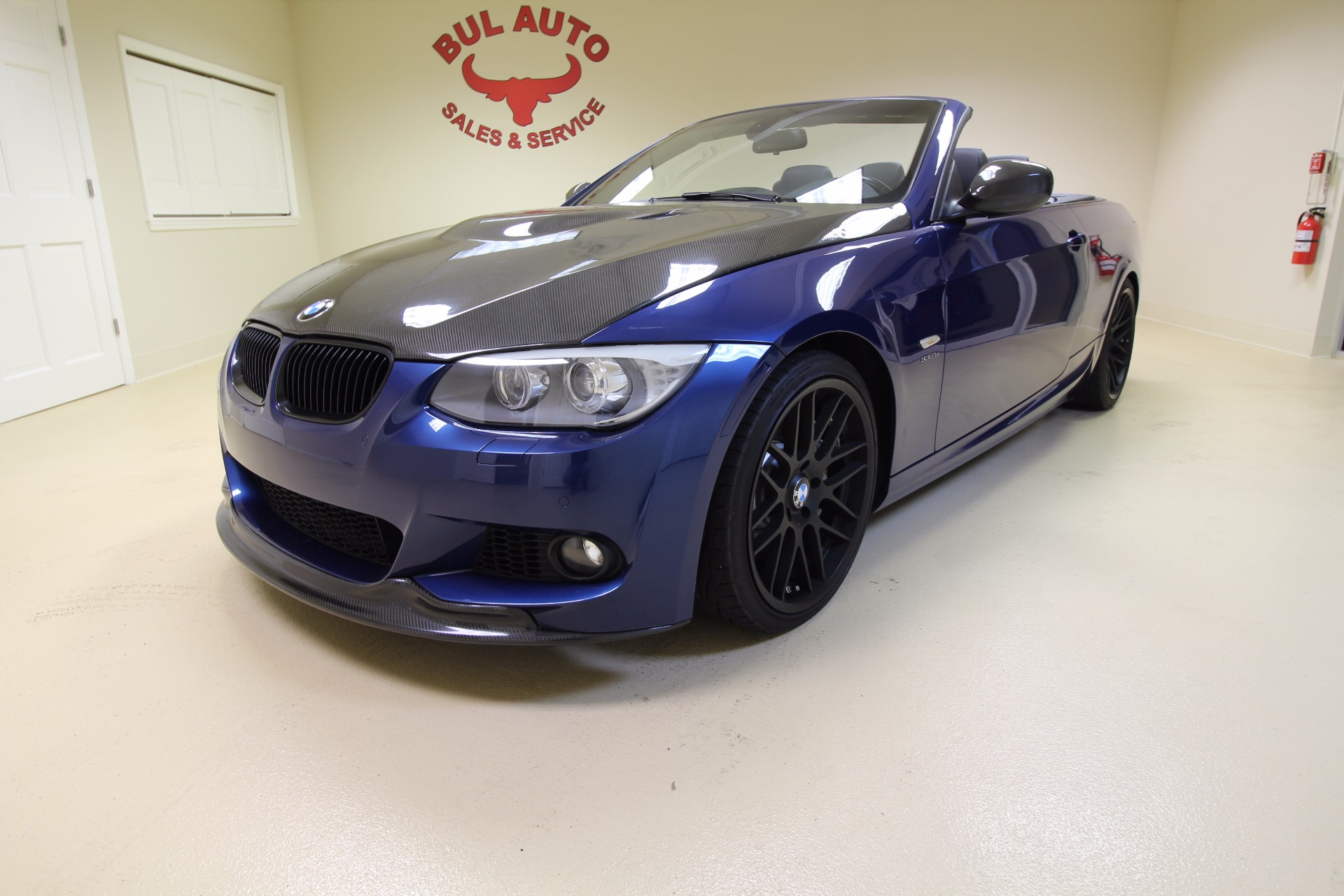 2012 bmw 3 series 335is convertible stock 16351 for sale. Black Bedroom Furniture Sets. Home Design Ideas