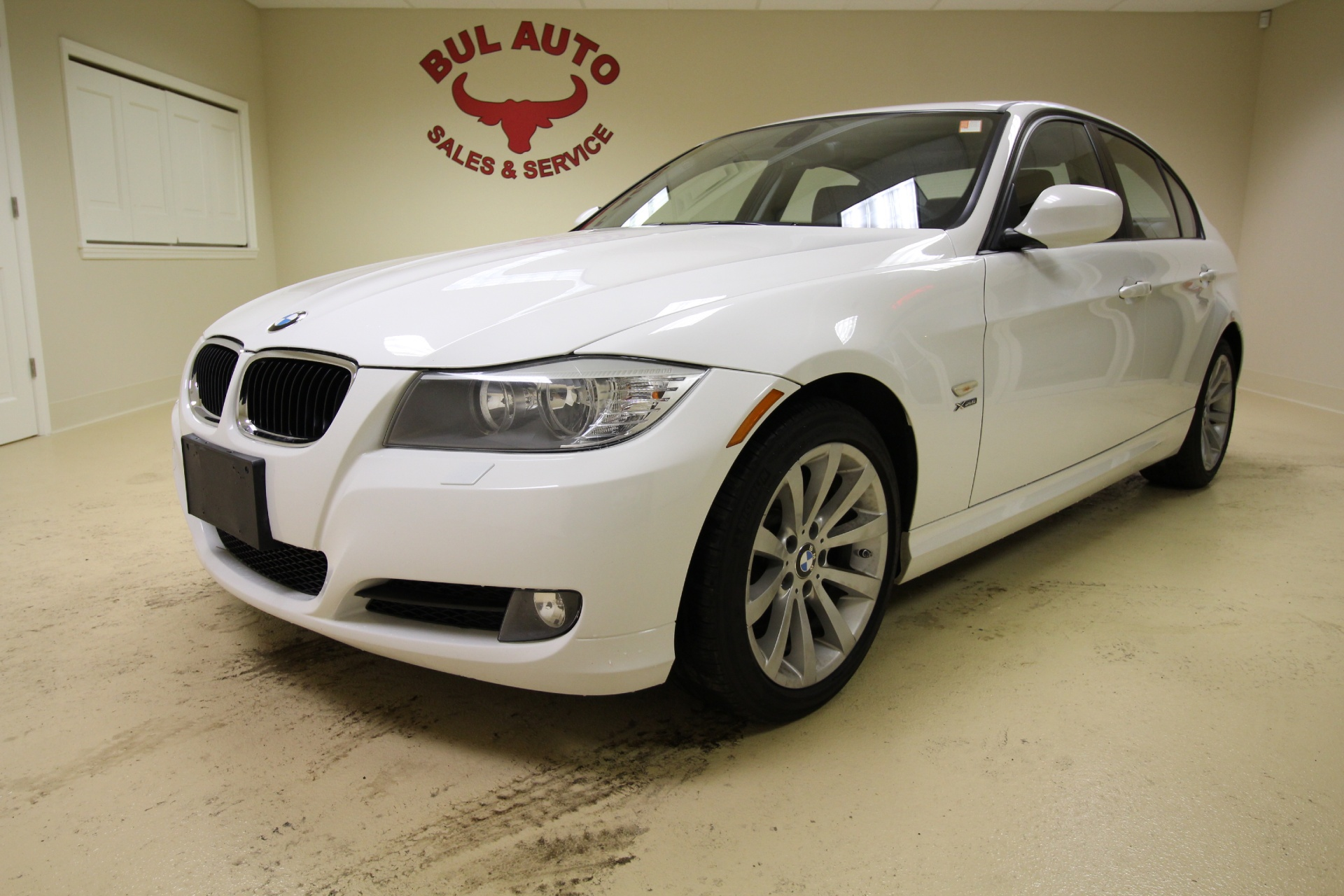 2011 Bmw 3 Series 328i Xdrive Awd Permium Value Packages Heated Steering Wheel Stock   16025 For