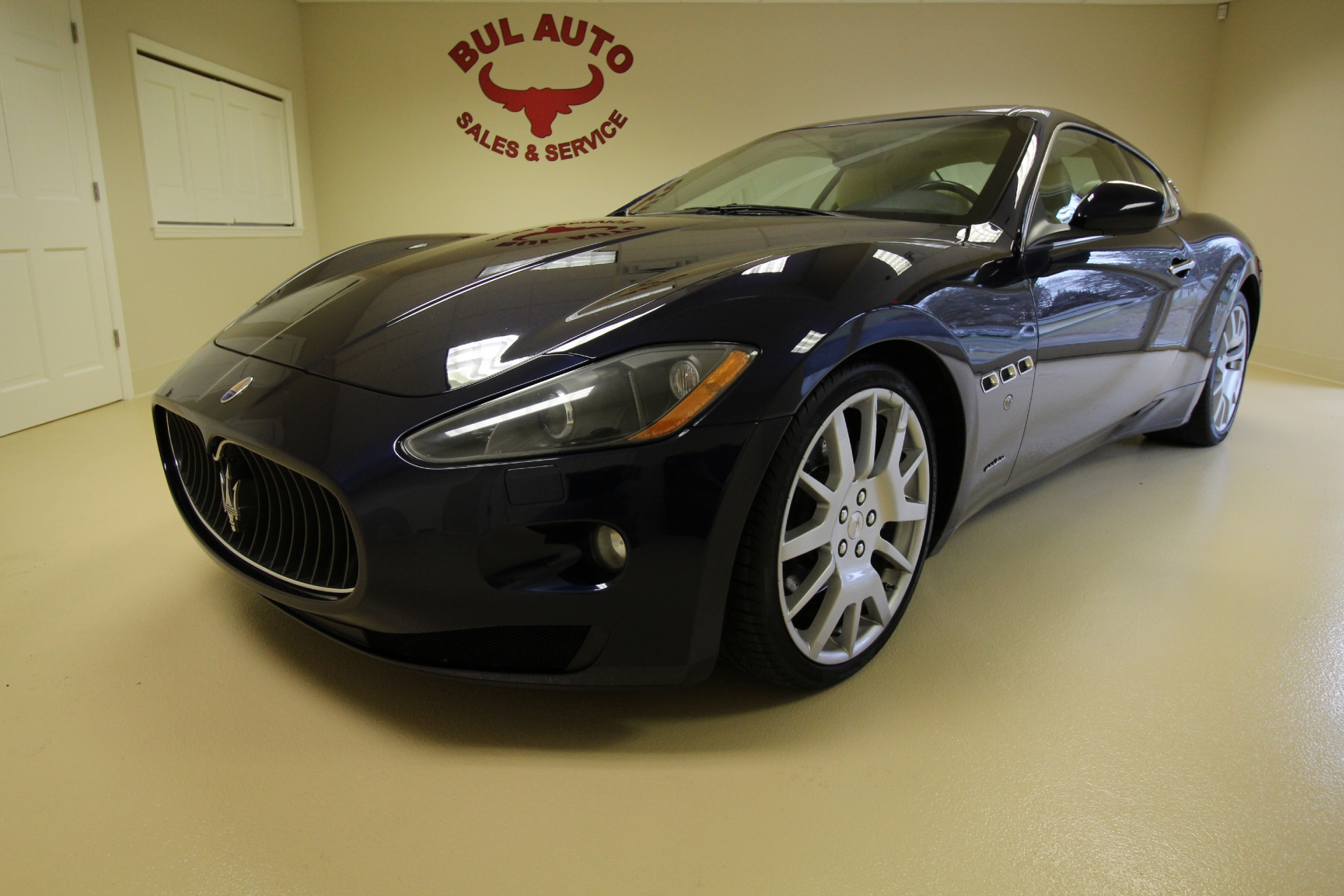 2008 maserati granturismo coupe super clean 20in birdcage. Black Bedroom Furniture Sets. Home Design Ideas