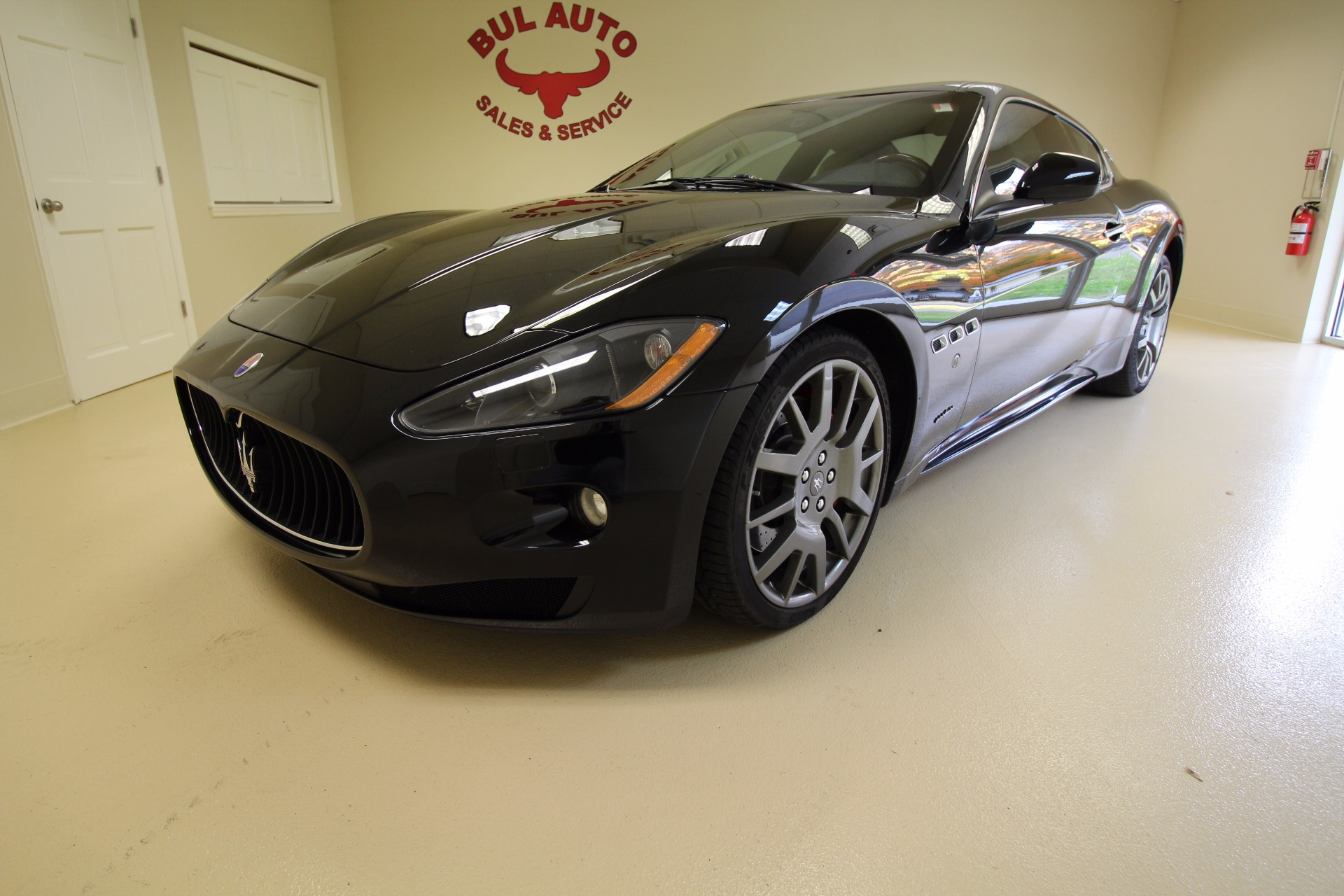 2009 maserati granturismo s gts f1 cambicorsa rare gts. Black Bedroom Furniture Sets. Home Design Ideas