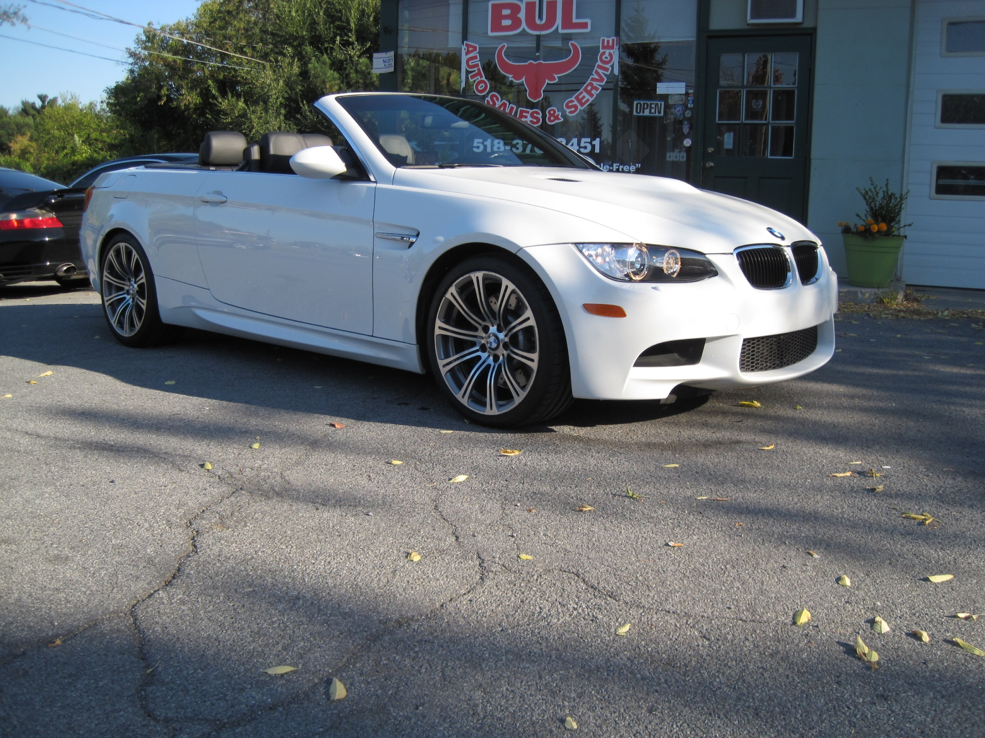 2011 bmw m3 convertible stock 14181 for sale near albany. Black Bedroom Furniture Sets. Home Design Ideas