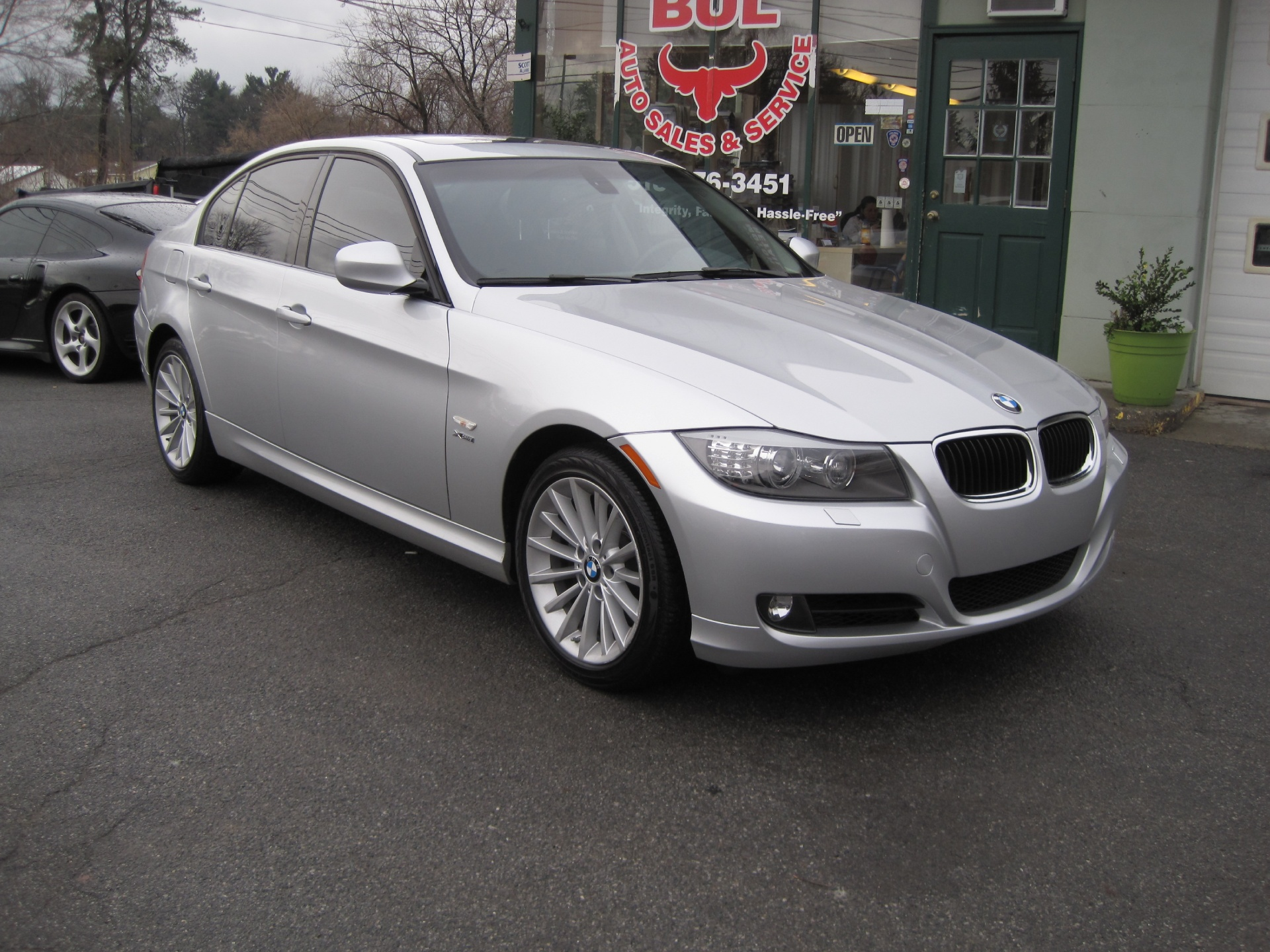 2011 Bmw 3 Series 328i Xdrive Awd 6 Speed Manual Sport