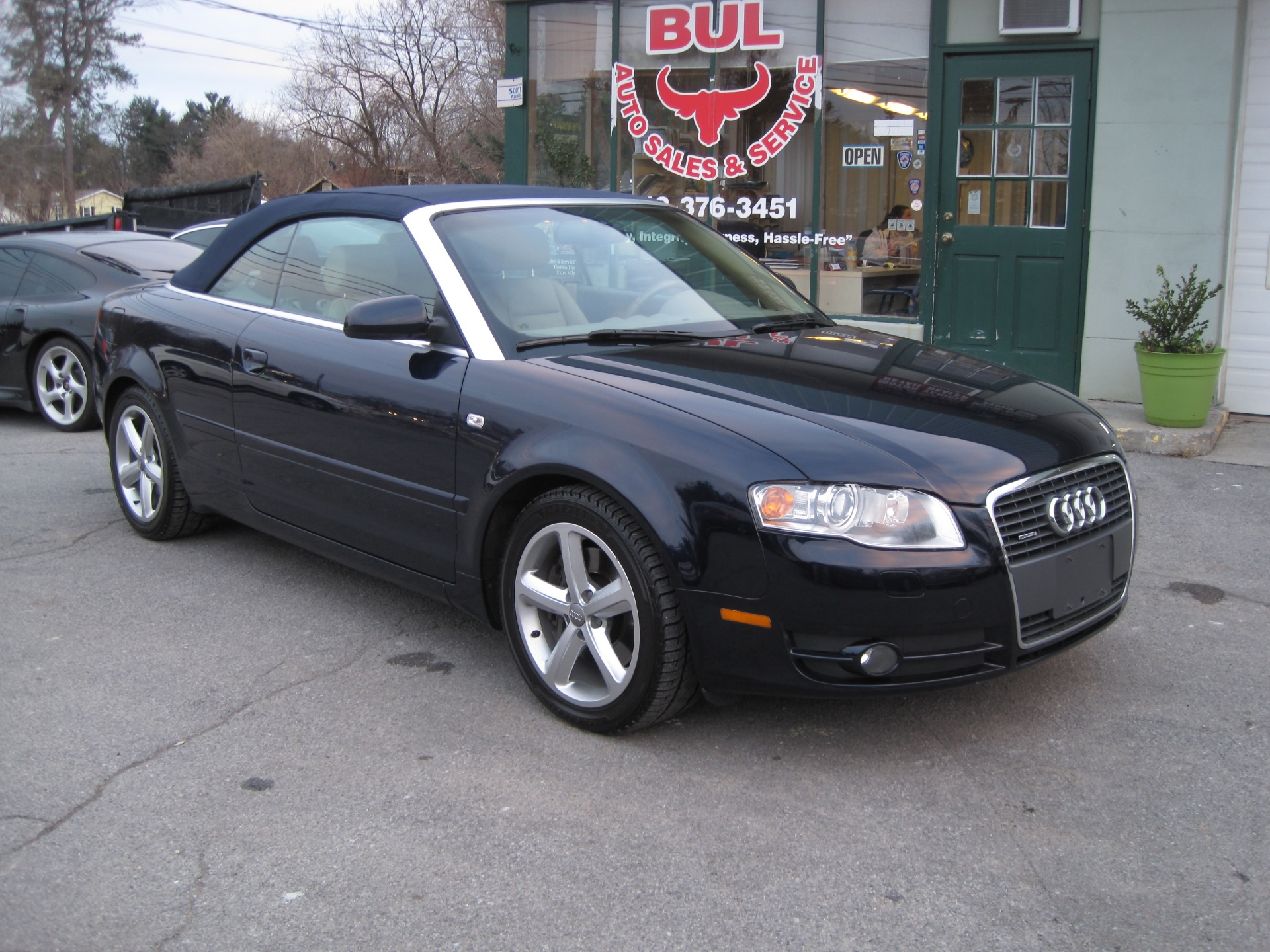 2008 audi a4 3 2 quattro awd convertible very clean local new car trade stock 14216 for sale. Black Bedroom Furniture Sets. Home Design Ideas