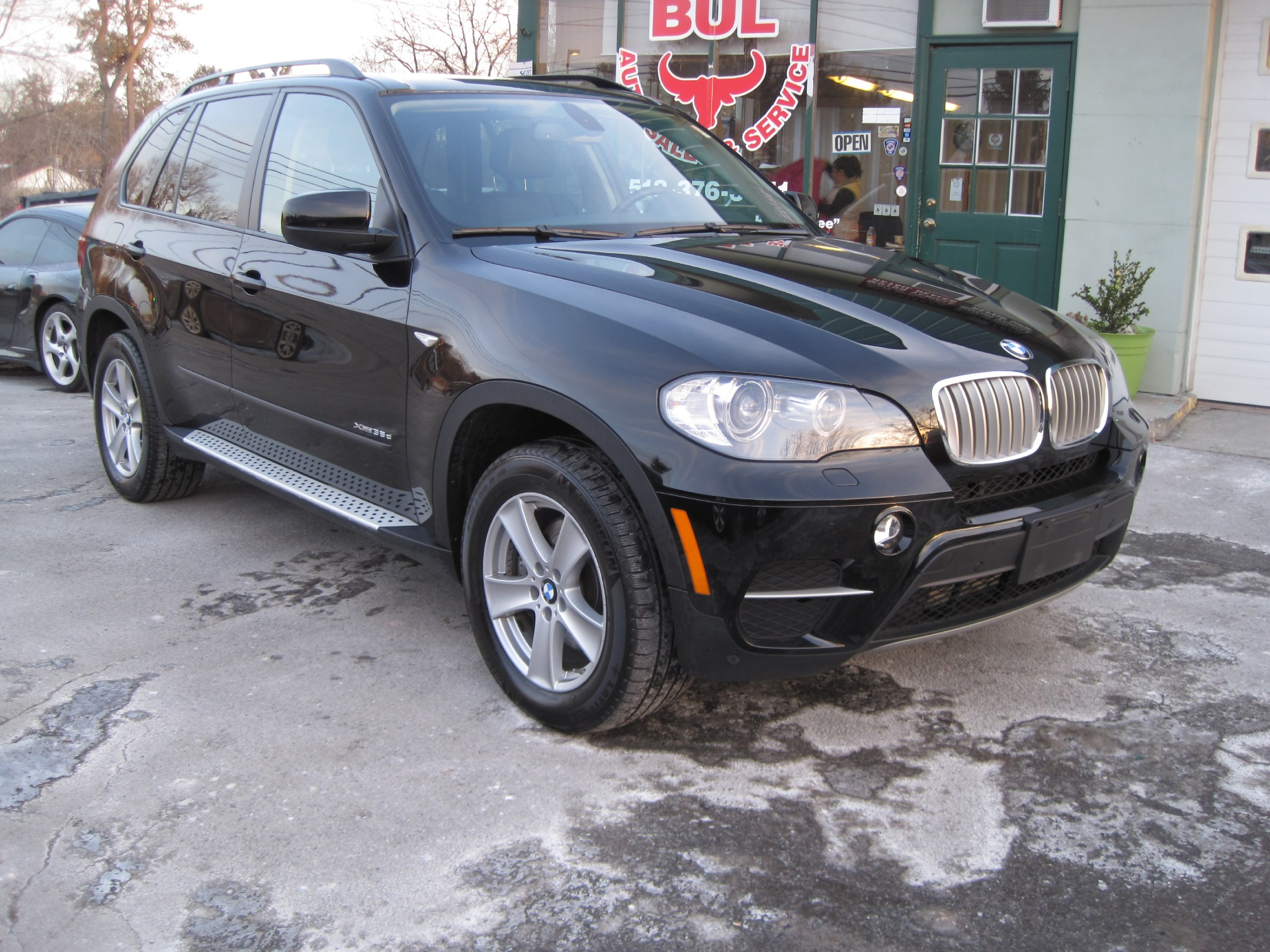 2011 bmw x5 xdrive35d diesel 3rd row seat premium technology cold weather rear climate stock. Black Bedroom Furniture Sets. Home Design Ideas