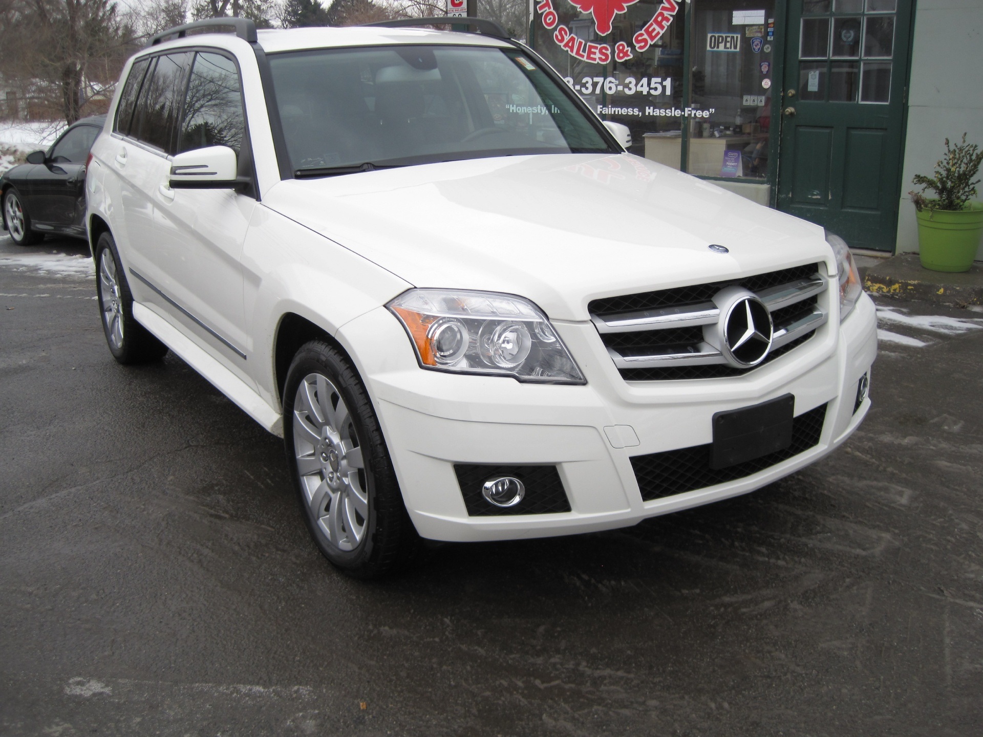 2010 mercedes benz glk class glk350 4matic stock 15032 for Albany mercedes benz