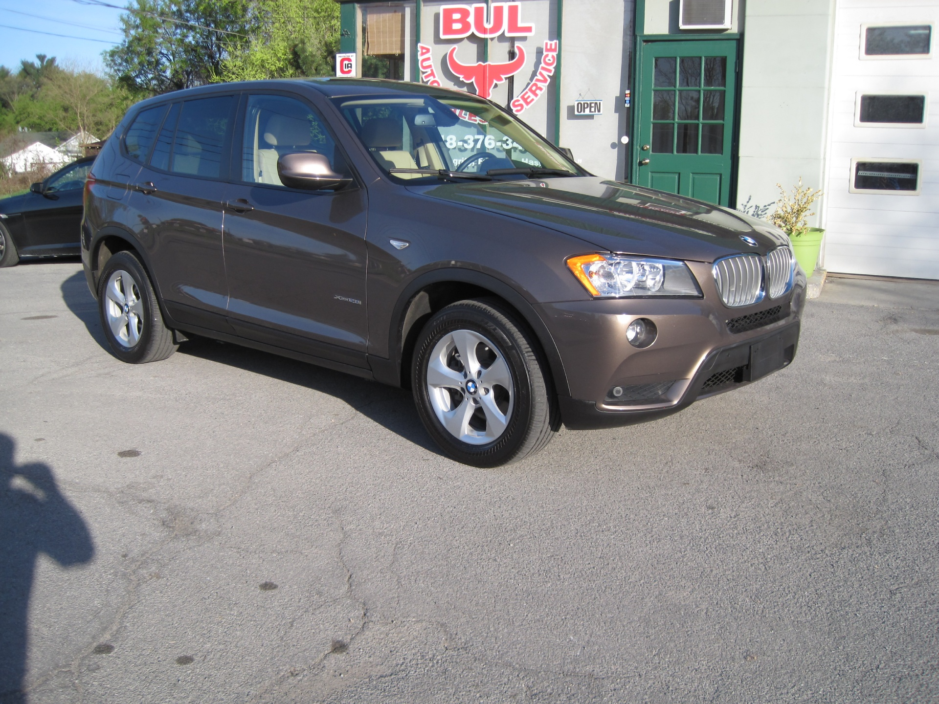 2012 bmw x3 xdrive28i awd navigation cold wthr premium. Black Bedroom Furniture Sets. Home Design Ideas