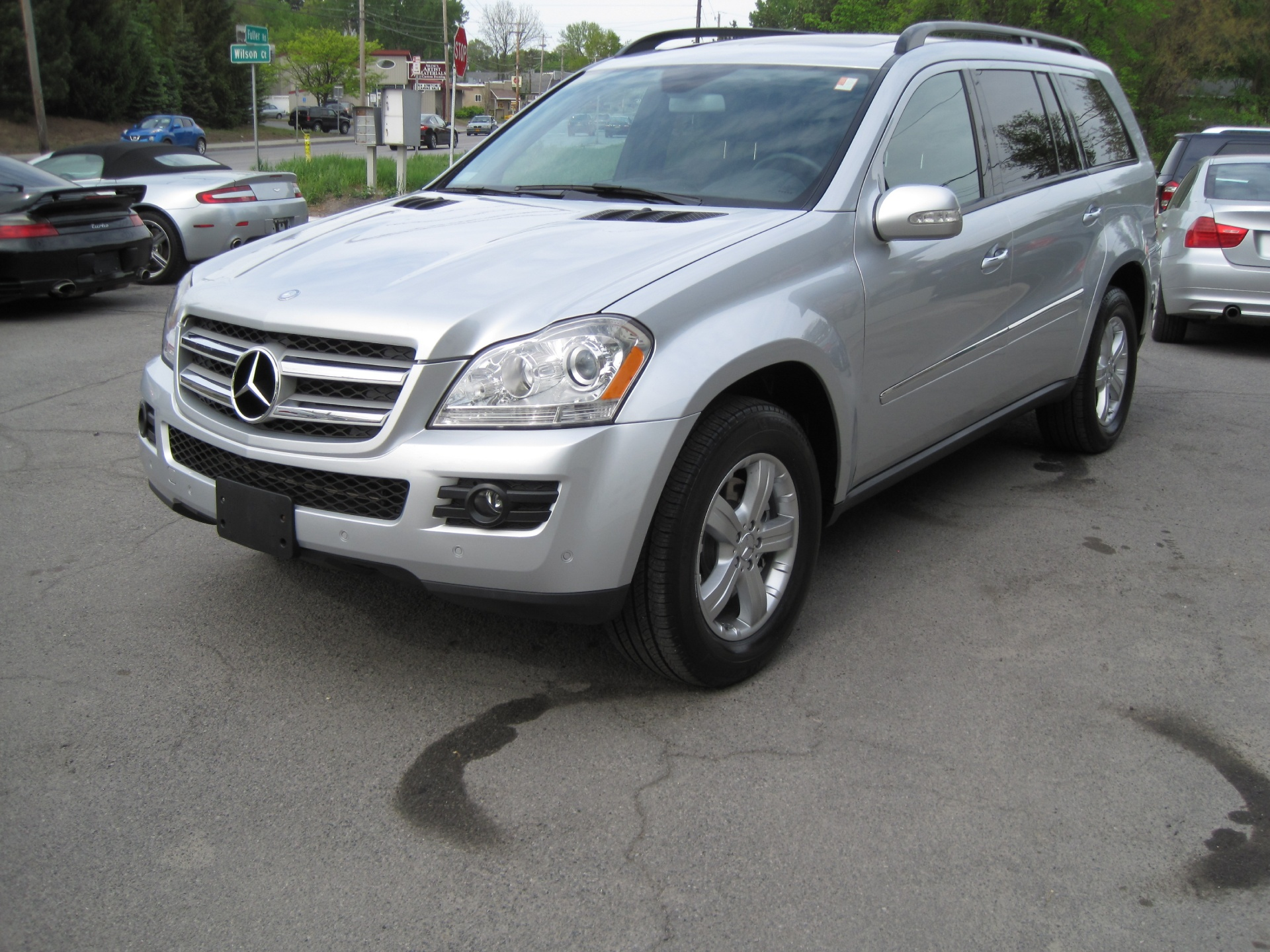 2007 mercedes benz gl class gl450 4matic awd one owner for 2007 mercedes benz gl class gl450 price