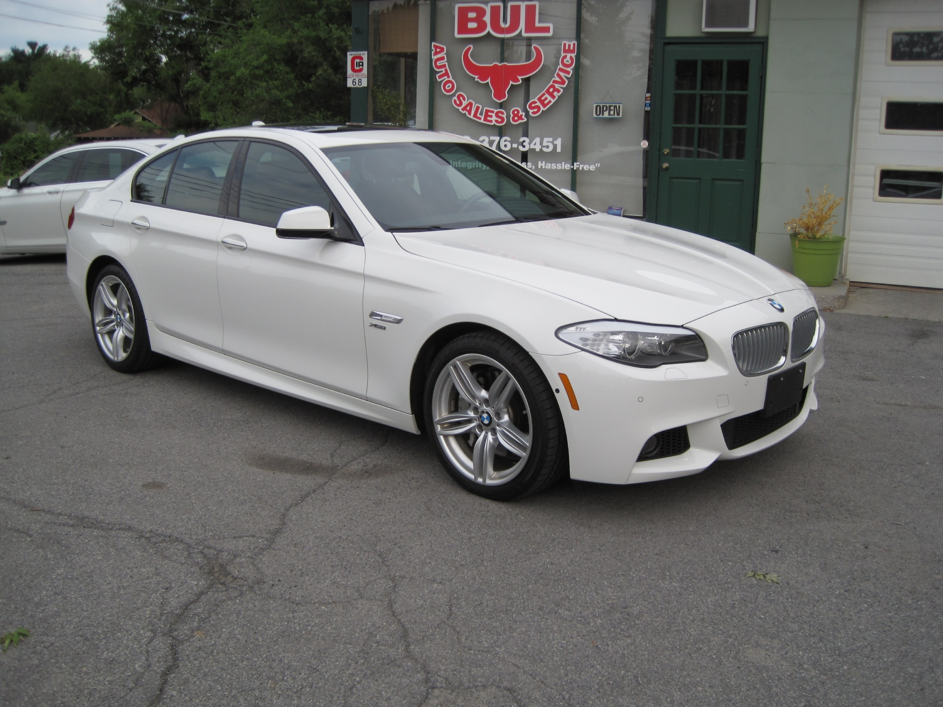 2012 bmw 5 series 550i xdrive dinan stage 2 like new. Black Bedroom Furniture Sets. Home Design Ideas