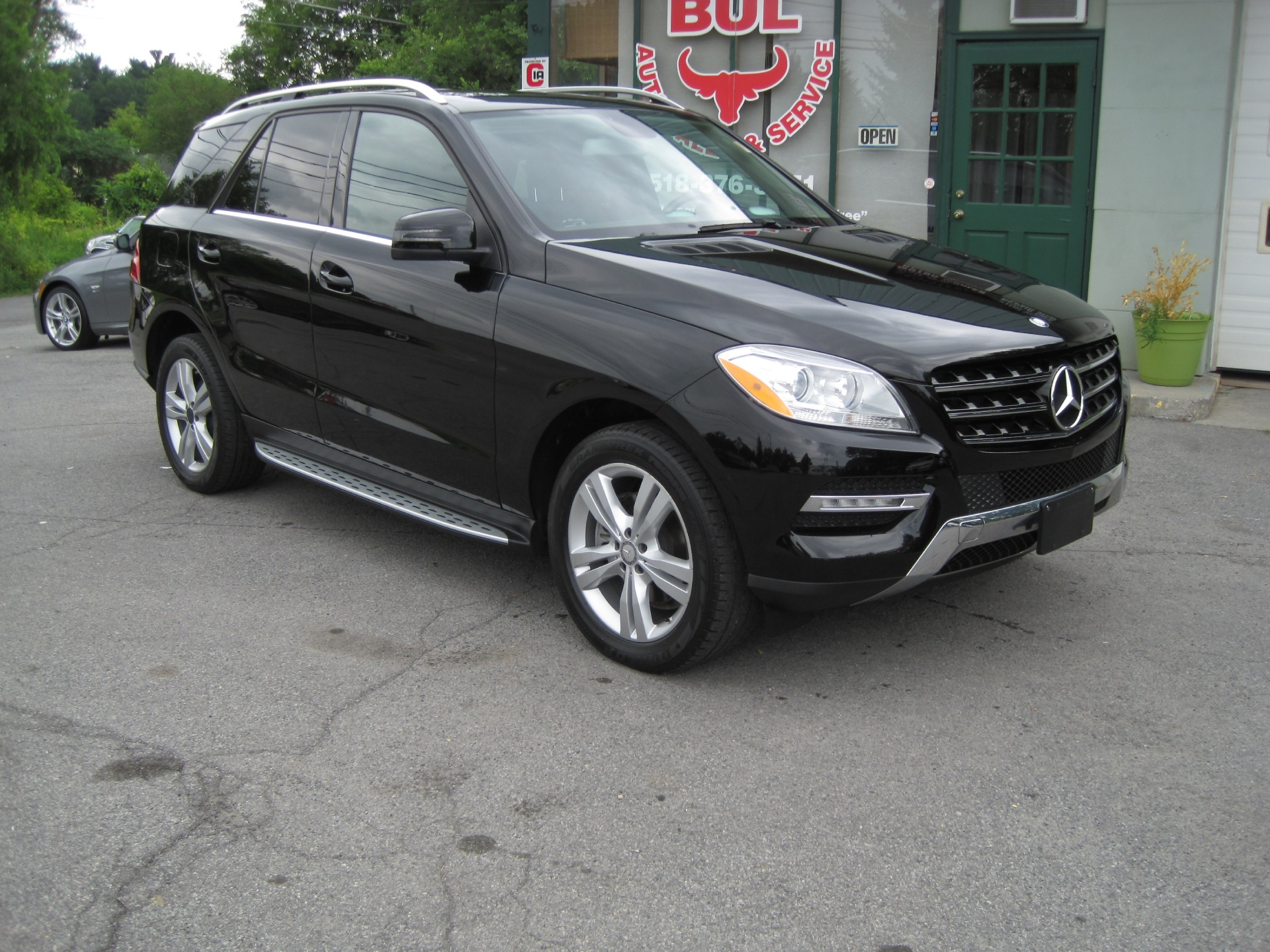 2013 mercedes benz m class ml350 4matic stock 15093 for for Mercedes benz albany ny