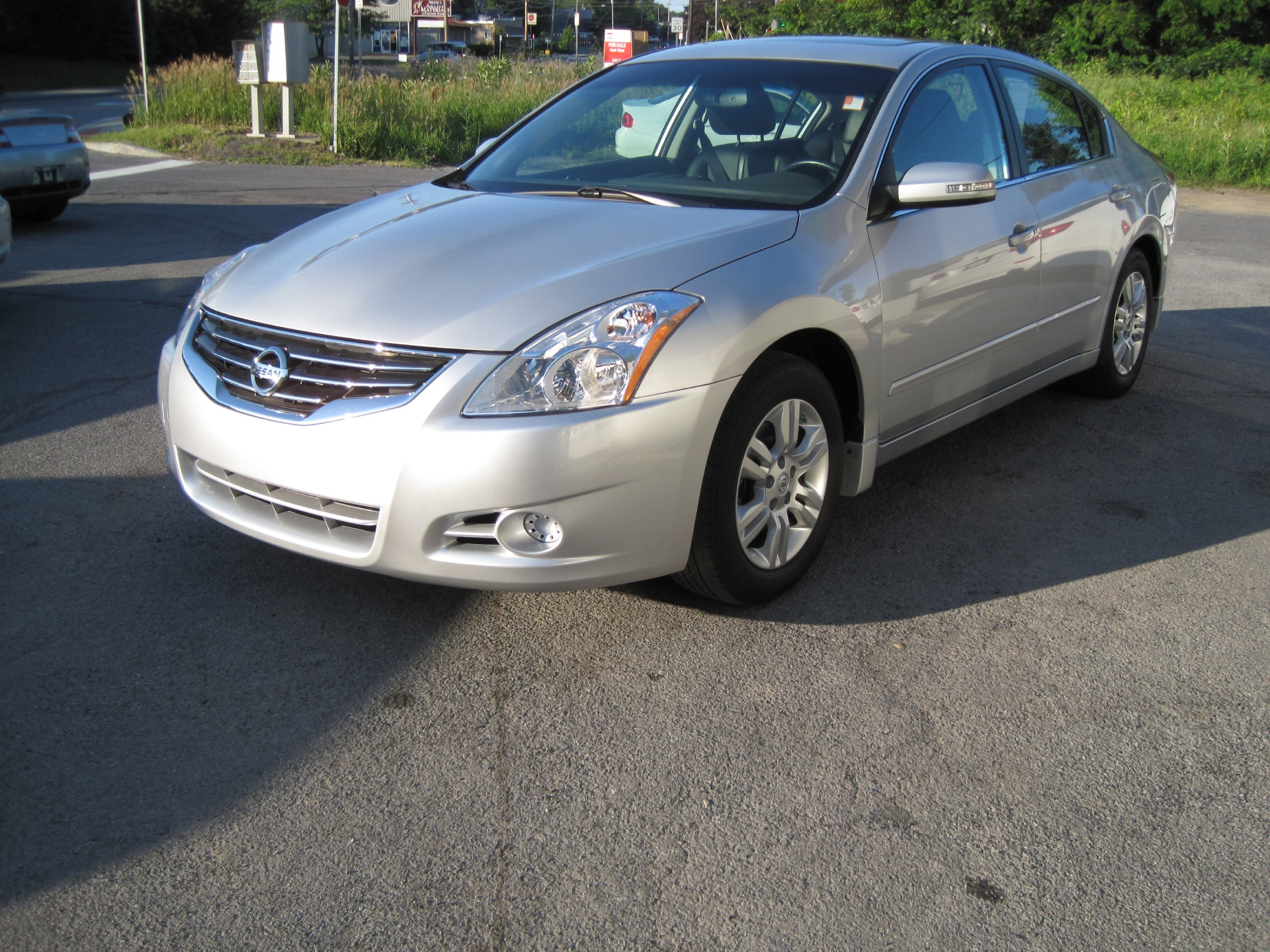 2012 nissan altima 2 5 sl loaded leather sunroof heated seats back up camera stock 15098 for. Black Bedroom Furniture Sets. Home Design Ideas