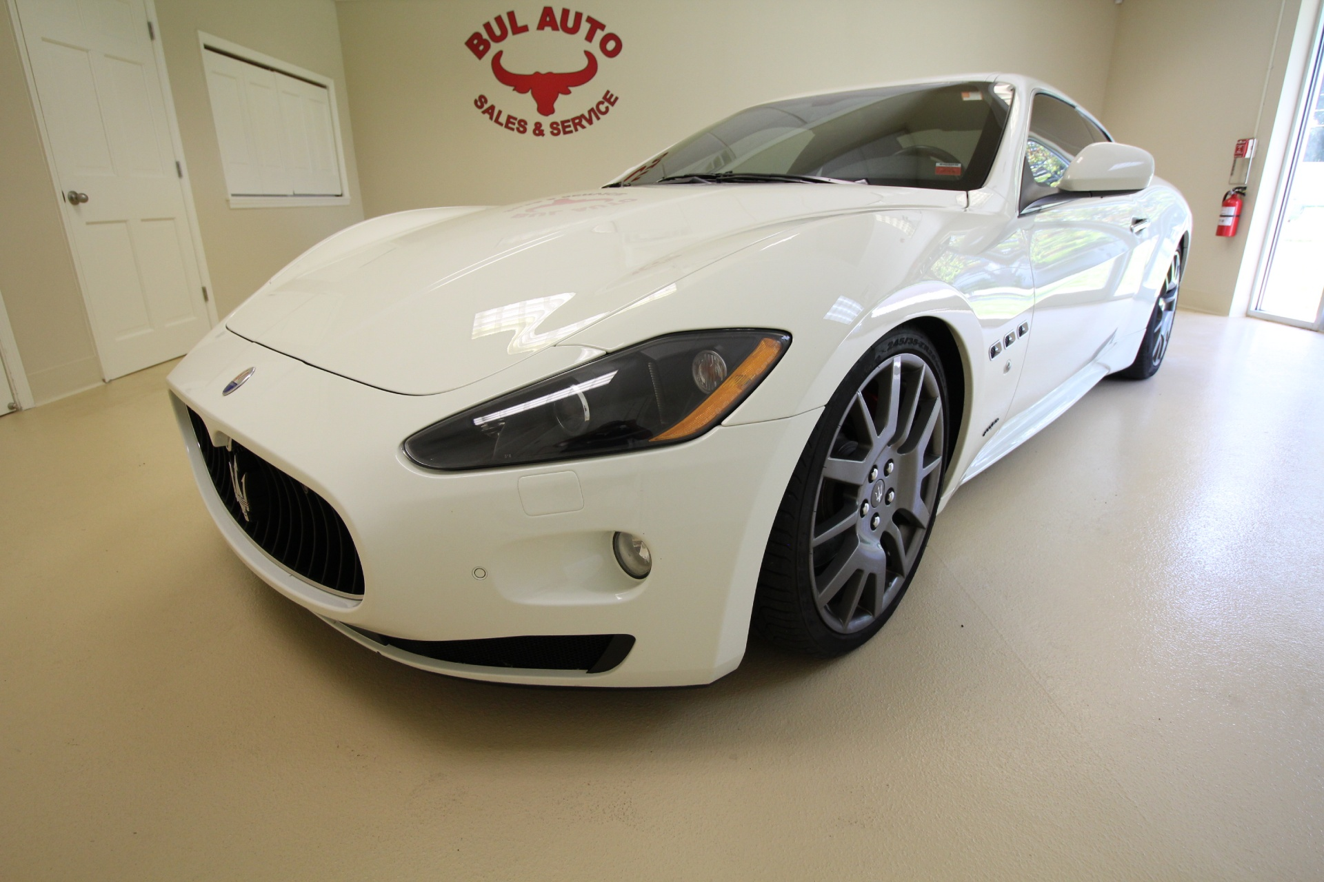 Service Manual How To Replace Headl Bulb 2009 Maserati Granturismo Service Manual Front
