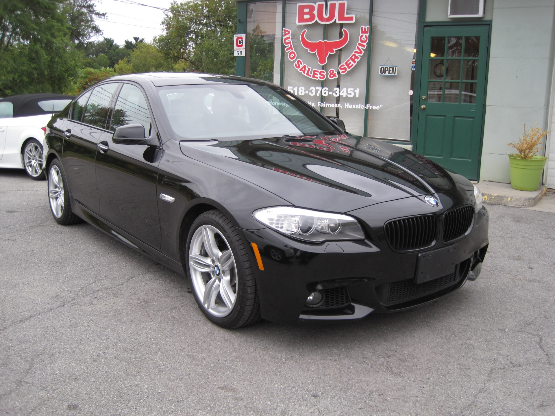 2013 bmw 5 series 535i xdrive loaded m sport cold wthr premium technology stock 15140 for sale. Black Bedroom Furniture Sets. Home Design Ideas