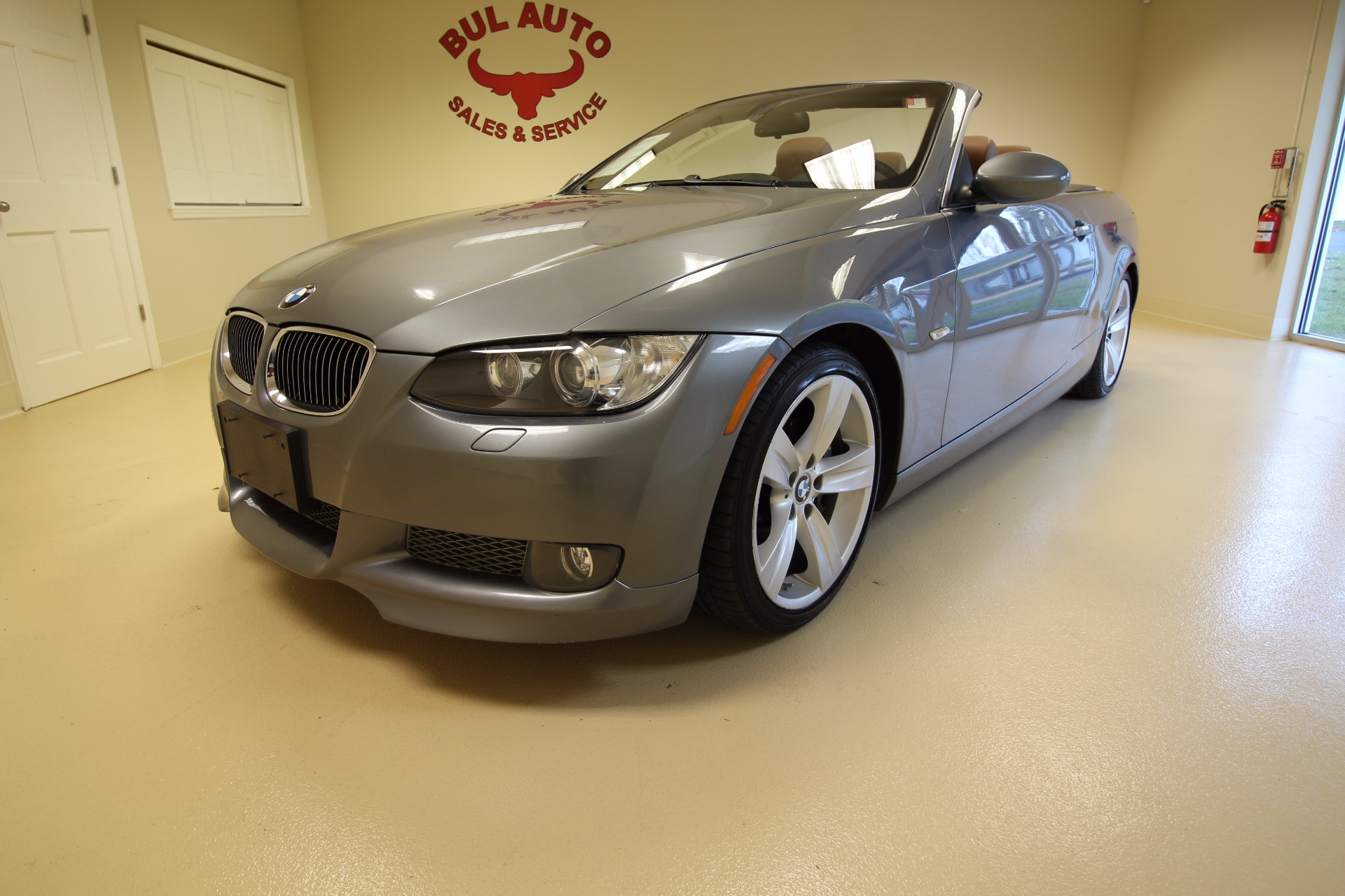2008 bmw 3 series 335i convertible stock 16305 for sale. Black Bedroom Furniture Sets. Home Design Ideas