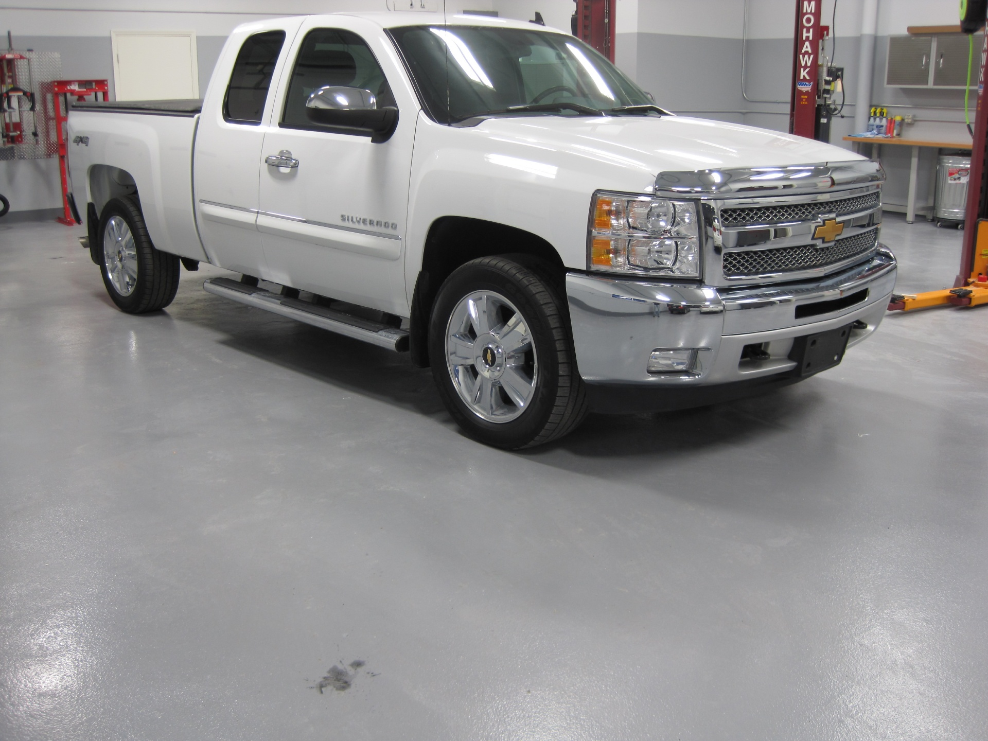 2013 chevrolet silverado 1500 lt extended cab super clean super low miles 4wd stock 16009 for. Black Bedroom Furniture Sets. Home Design Ideas