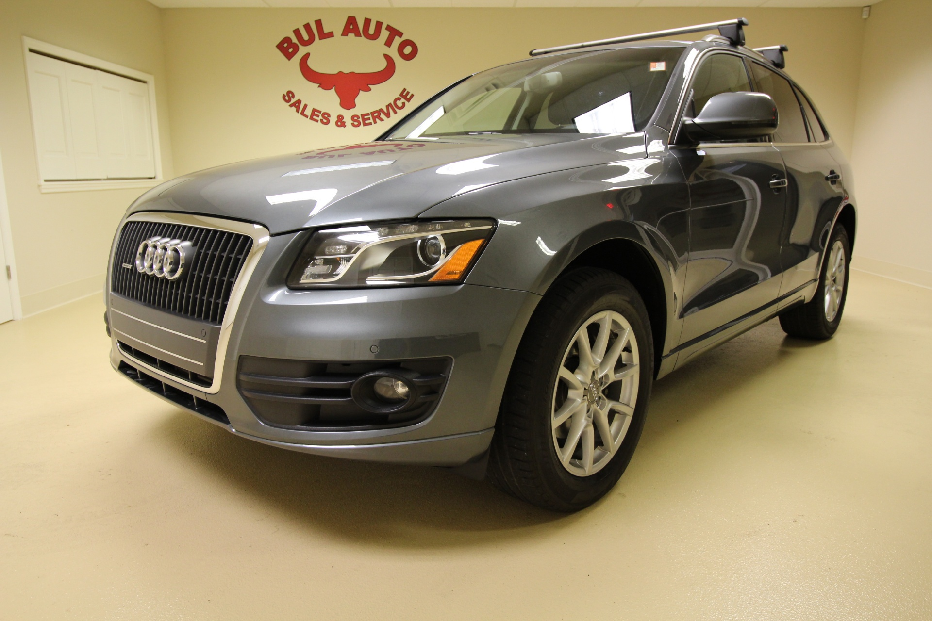 2012 Audi Q5 2 0t Quattro Premium Plus Awd Like New Loaded