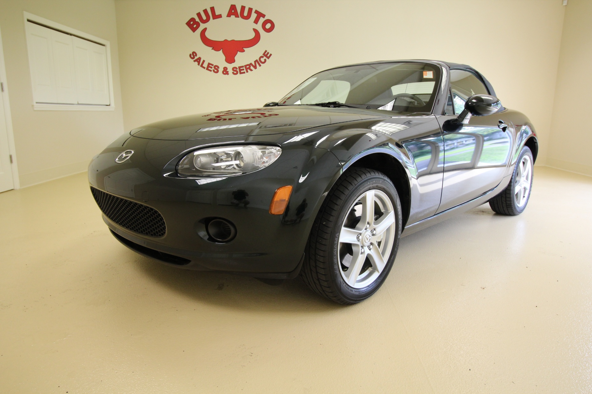 2007 mazda mx 5 miata sport stock 16167 for sale near albany ny ny mazda dealer for sale in. Black Bedroom Furniture Sets. Home Design Ideas
