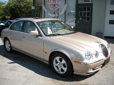 Used 2002 Jaguar S-Type-Albany, NY