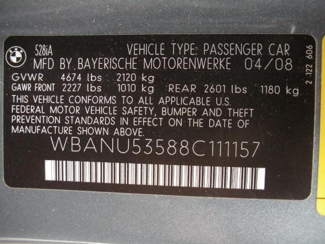 Used 2008 BMW 5 Series 528i | Albany, NY