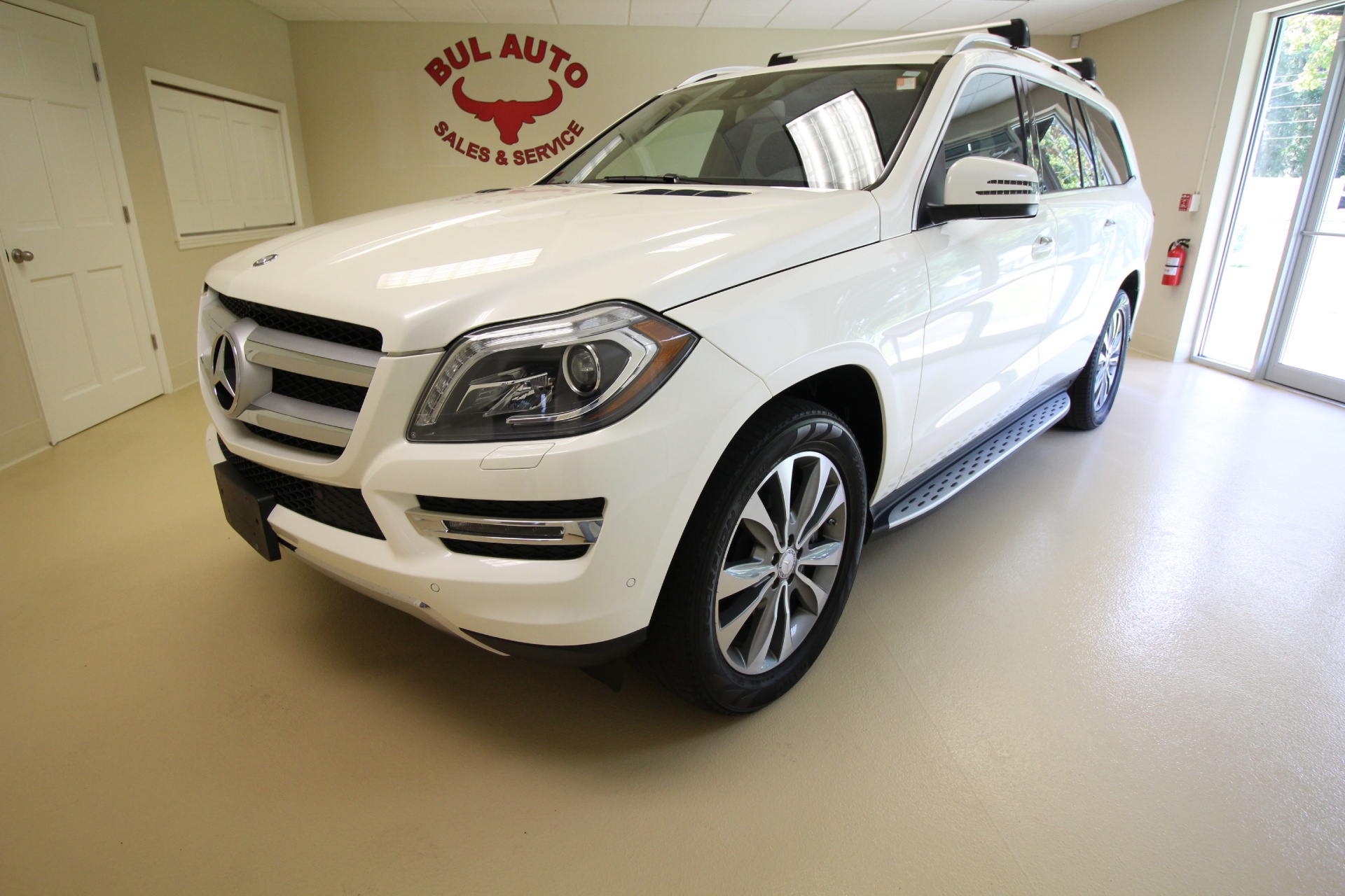 2013 mercedes benz gl class gl450 4matic loaded with for Mercedes benz options