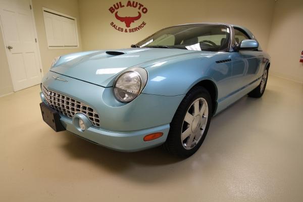 Used 2002 Ford Thunderbird-Albany, NY