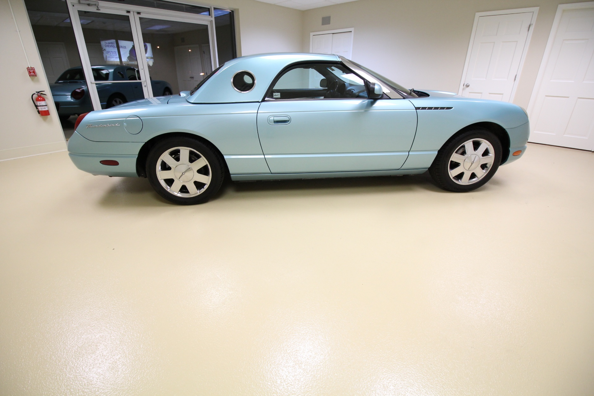 Used 2002 Ford Thunderbird Deluxe SUPER CLEAN,SUPER LOW MILES | Albany, NY