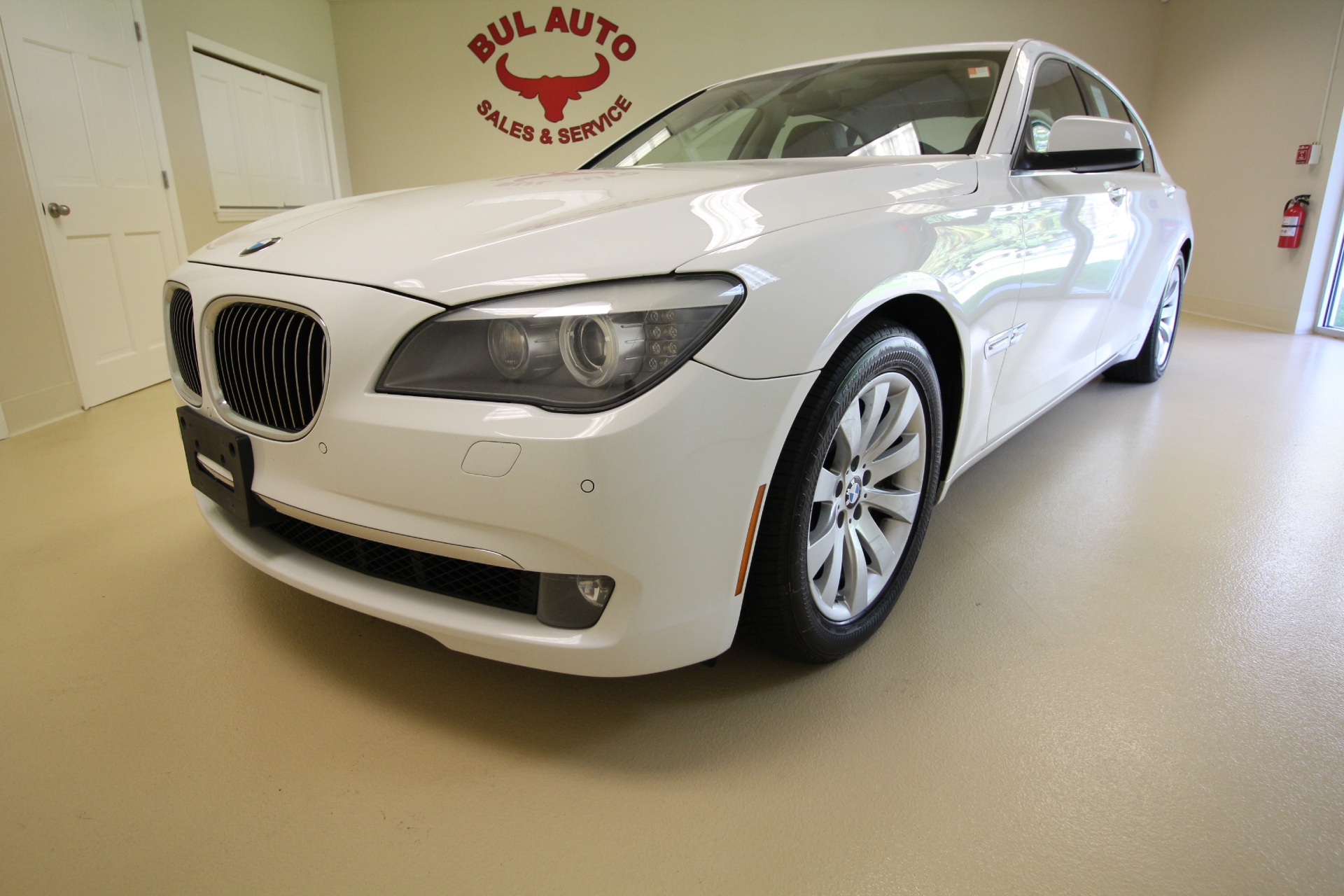 2010 bmw 7 series 750li xdrive awd luxury seating package stock 16224 for sale near albany ny. Black Bedroom Furniture Sets. Home Design Ideas