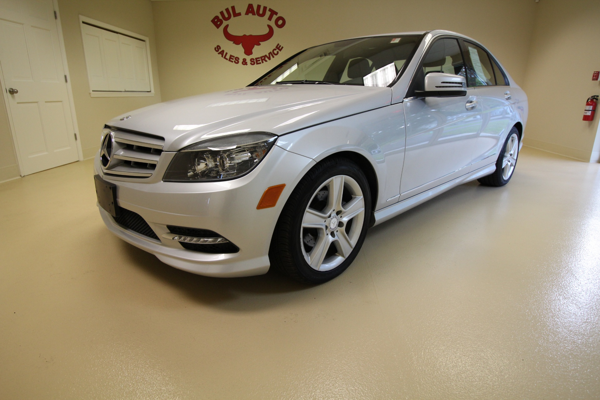 2011 Mercedes-Benz C-Class C300 Sport 4MATIC AWD SUPERB CONDITION Stock # 16234 for sale near ...