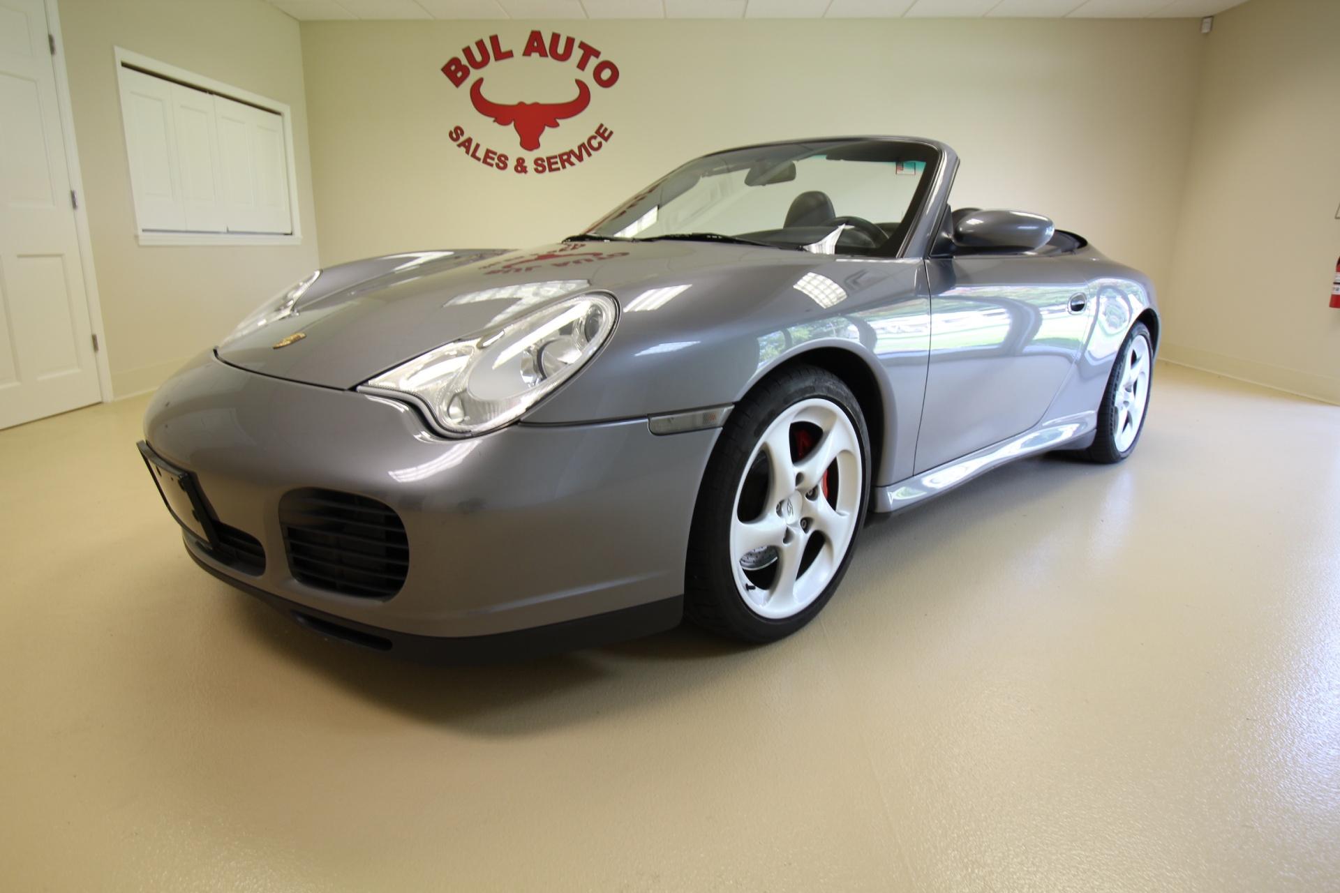 2004 porsche 911 carrera 4s cabriolet stock 16242 for. Black Bedroom Furniture Sets. Home Design Ideas