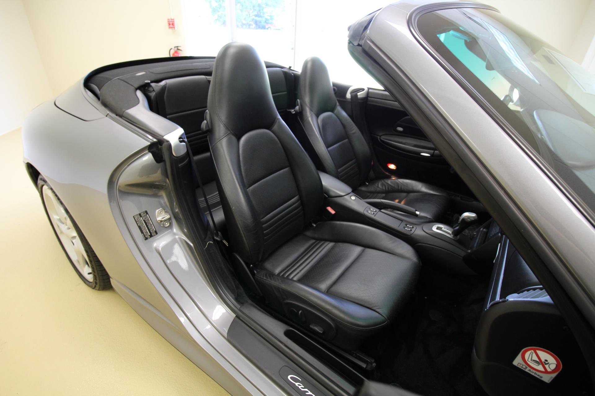 used 2004 Porsche 911 Carrera 4S Cabriolet | Albany, NY