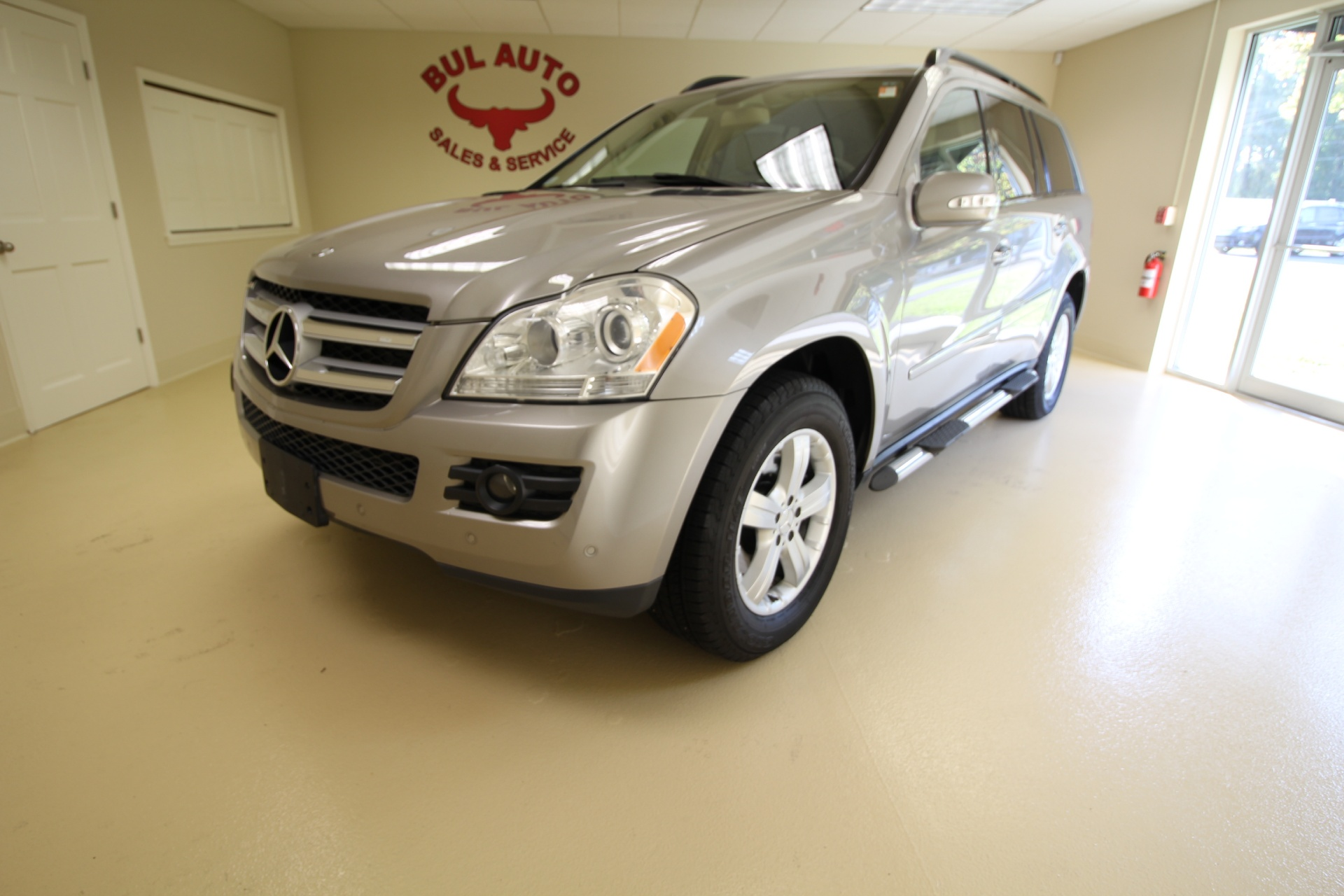 2007 mercedes benz gl class gl450 superb condition rear for 2007 mercedes benz gl class for sale