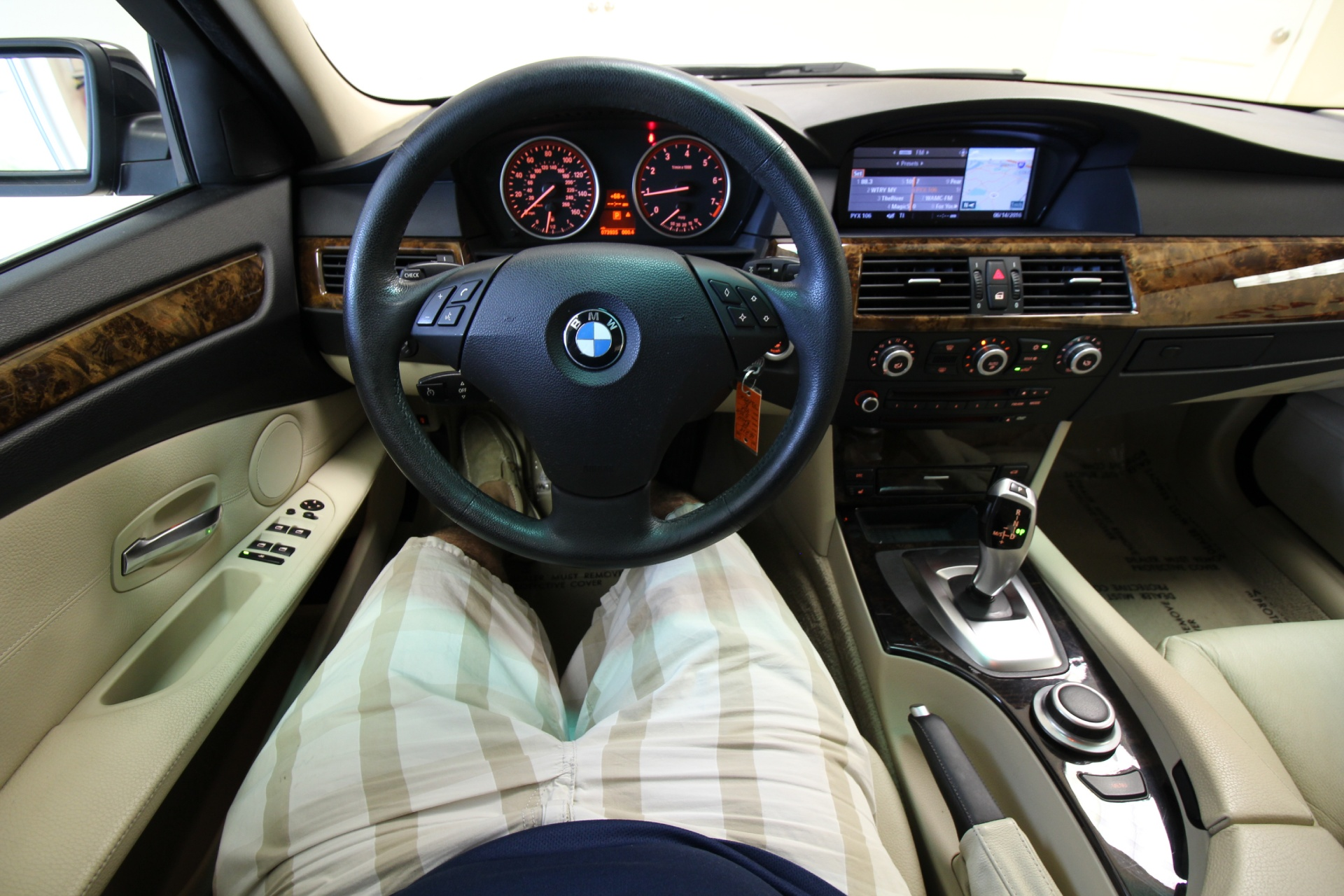 Used 2008 BMW 5 Series 535xi VERY CLEAN,LOW MILES   Albany, NY