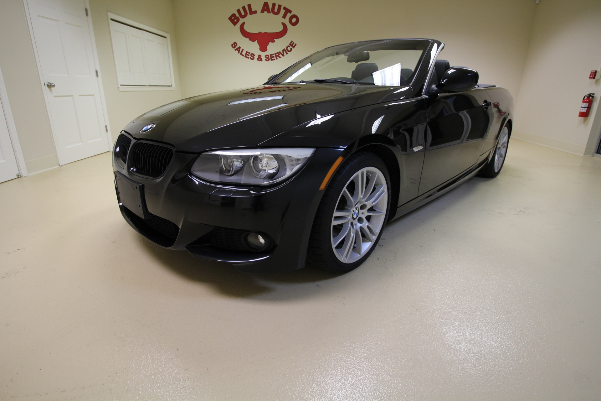 2013 BMW 3 Series 335i MSPORT WITH RARE 6 SPEED MANUAL
