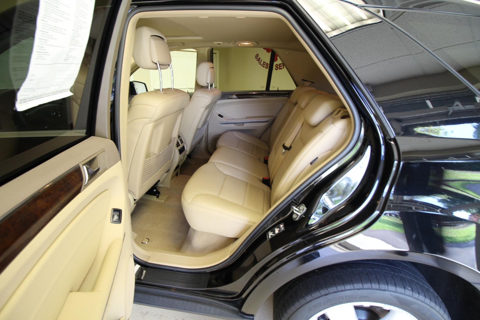 2011 Mercedes Benz M Class Ml350 4matic Stock 16260 For