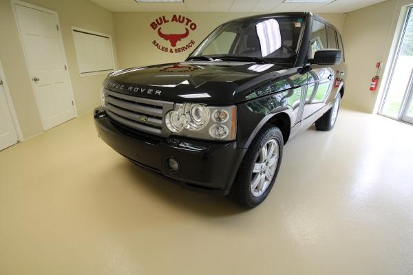 used 2008 Land Rover Range Rover-Albany, NY