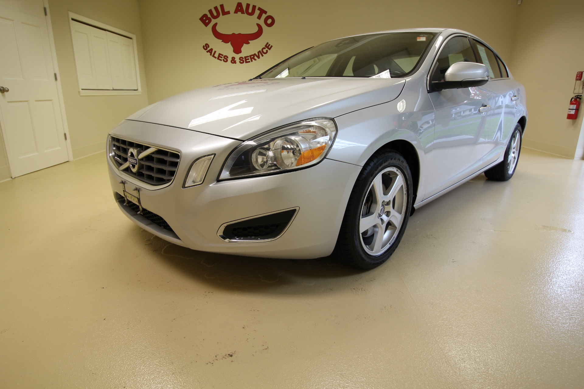 2012 Volvo S60 T5 PREMIUM FWD Stock # 16226 for sale near Albany, NY | NY Volvo Dealer For Sale ...