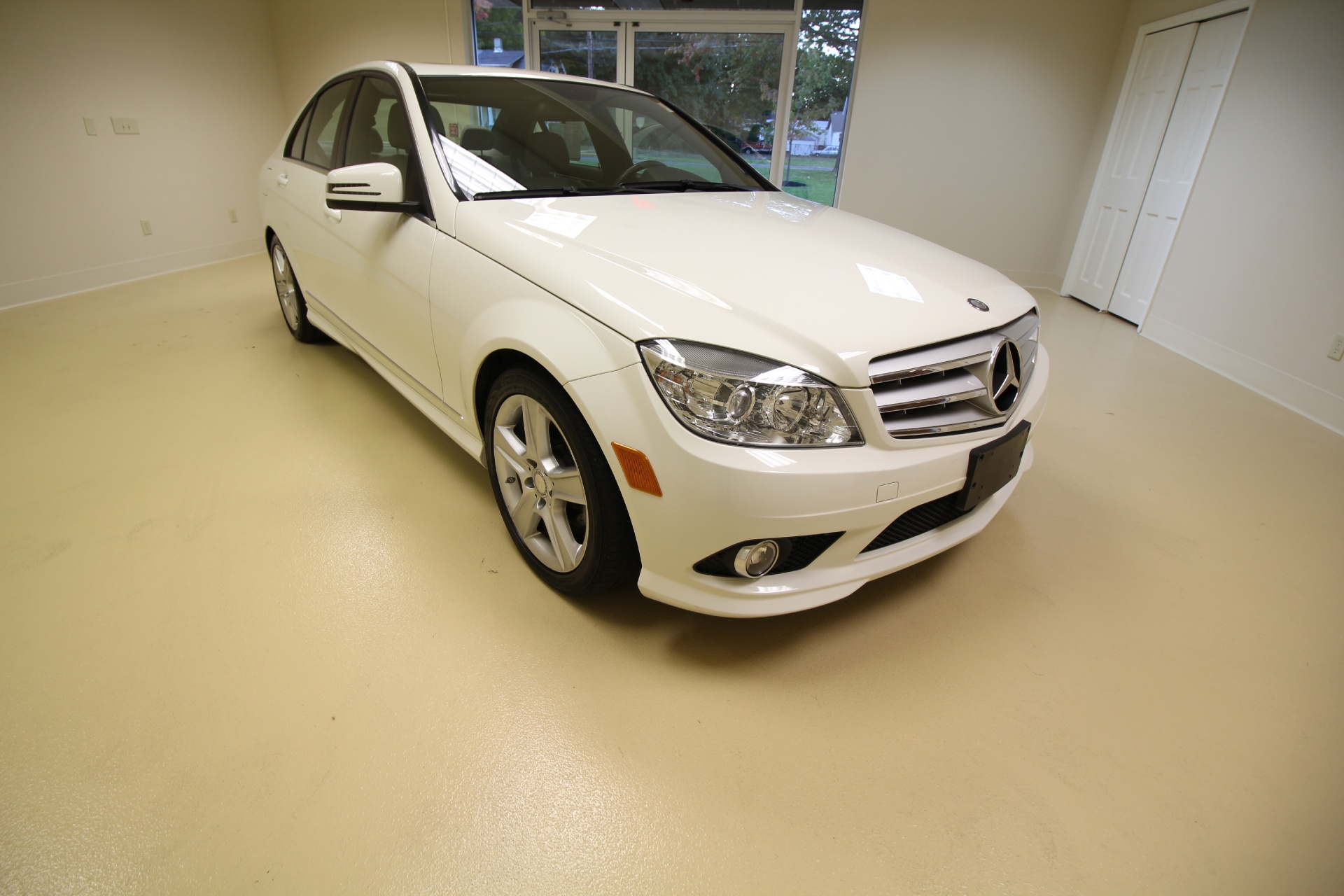 2010 mercedes benz c class c300 sport sedan stock 16276 for Albany mercedes benz