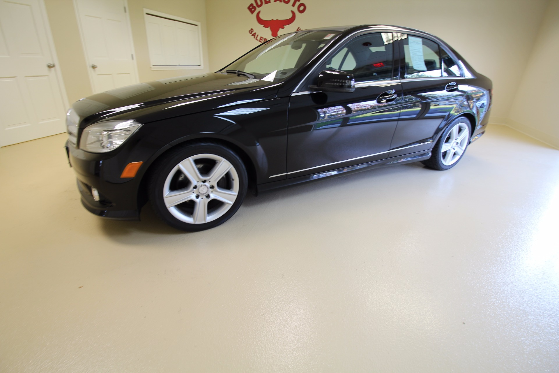 2010 mercedes benz c class c300 sport 4matic stock 16278 for Albany mercedes benz