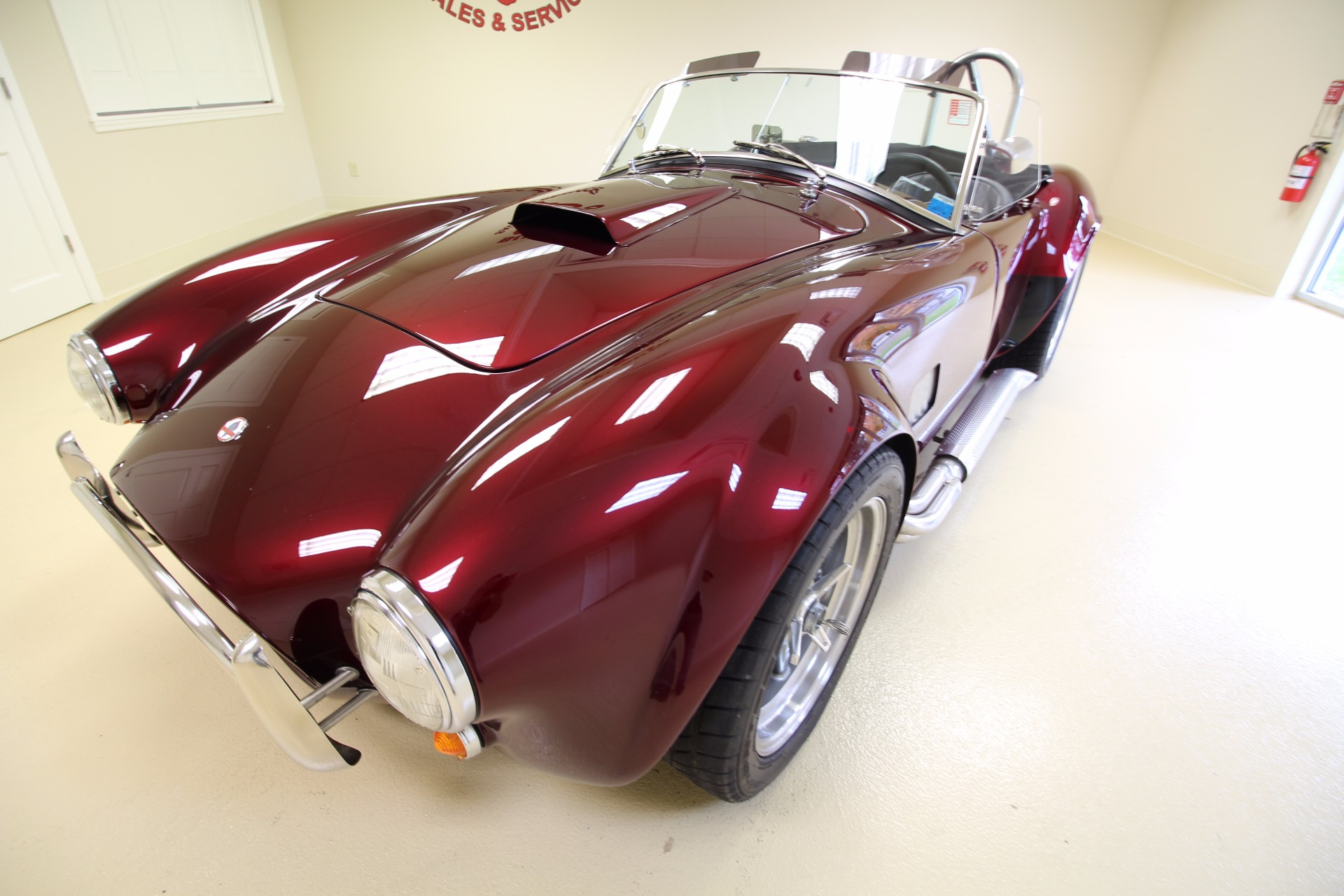 Used 2012 FACTORY FIVE SHELBY COBRA ROADSTER | Albany, NY