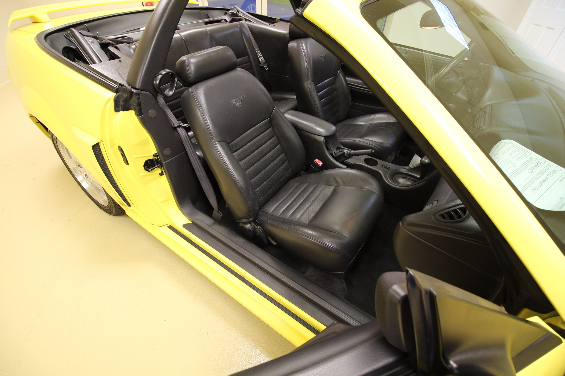 2001 Ford Mustang GT Premium Convertible Stock for sale near
