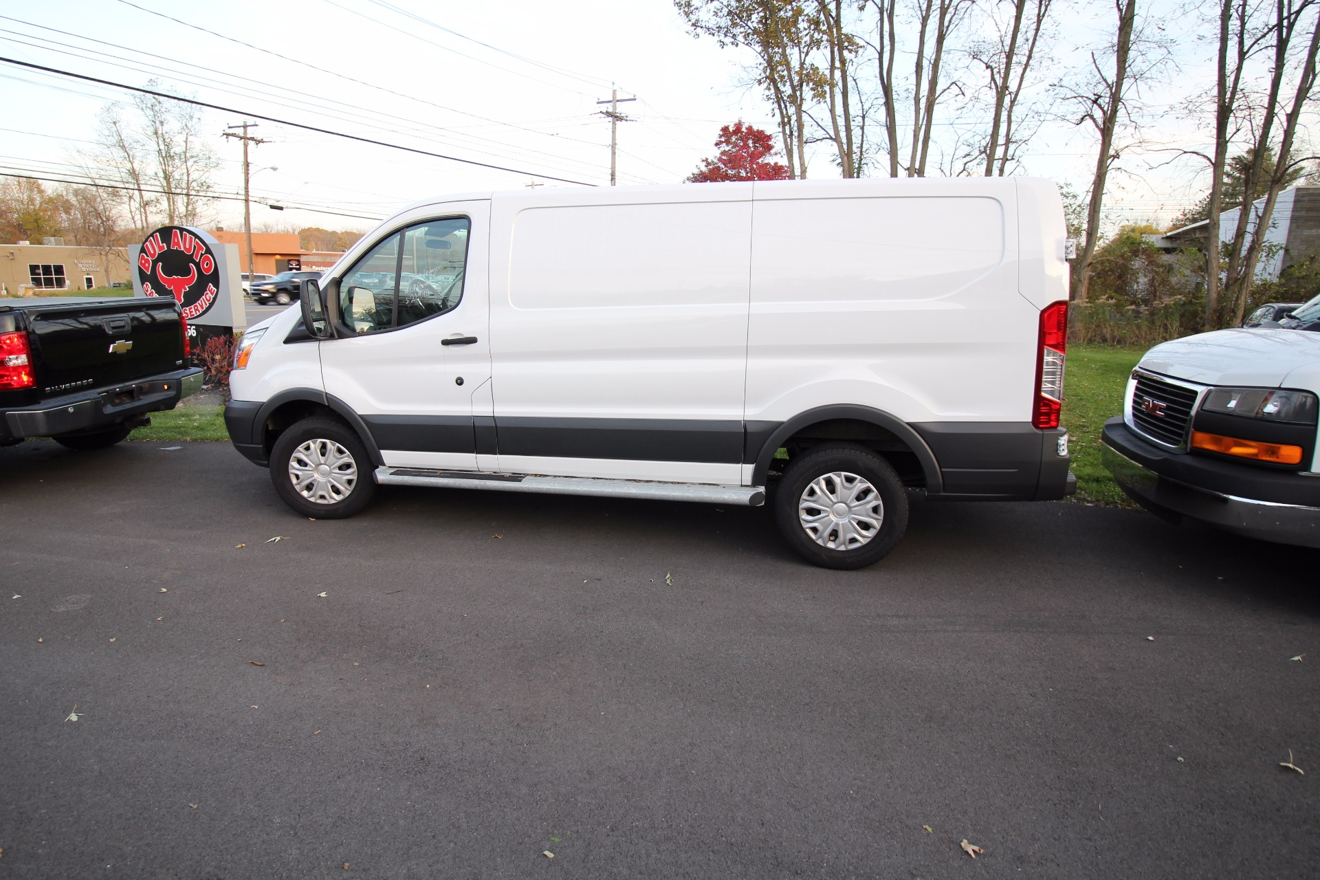 2015 ford transit cargo 250 super clean t250 cargo van stock 16119 for sale near albany ny. Black Bedroom Furniture Sets. Home Design Ideas